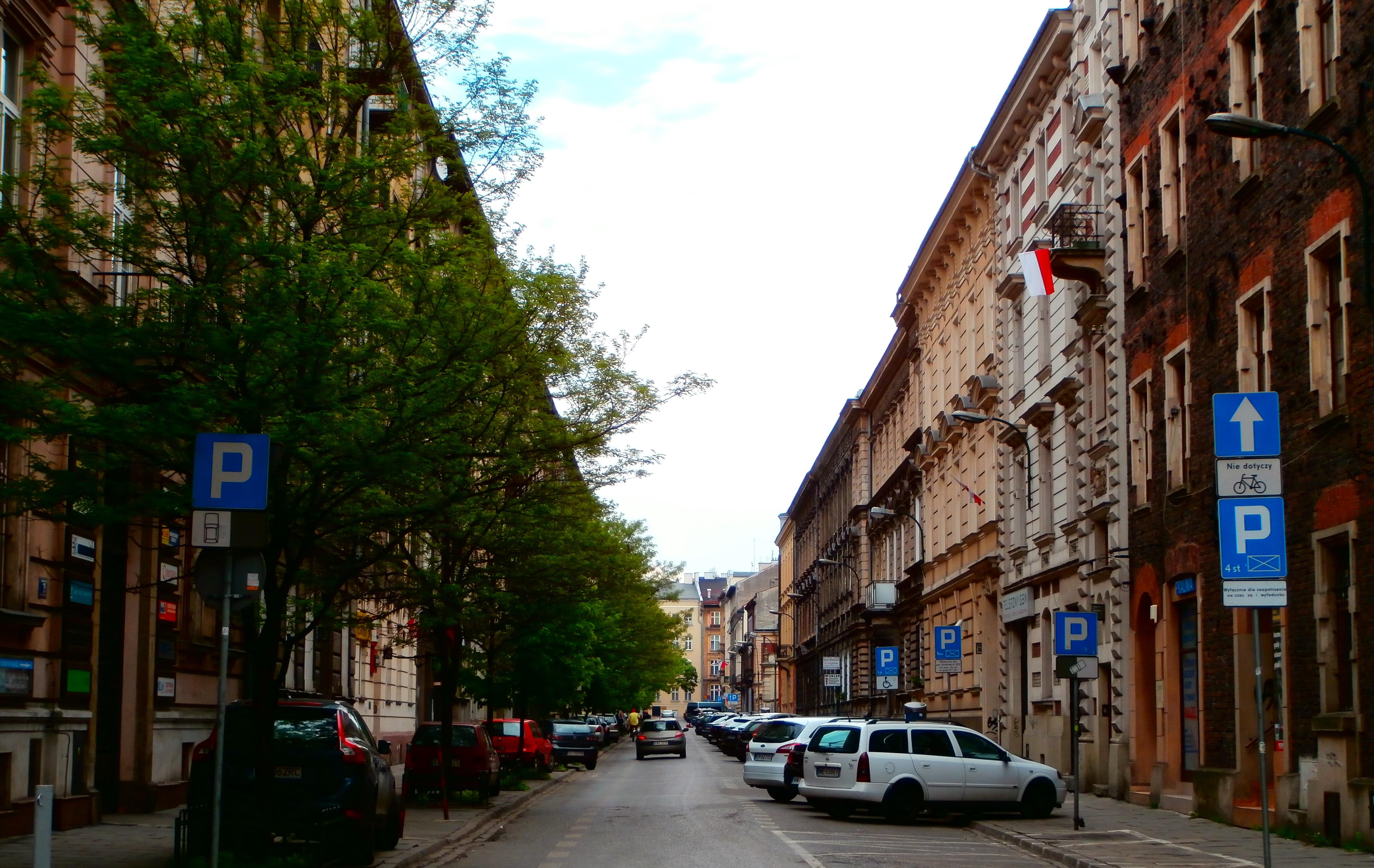 Ulica Stefana Batorego W Krakowie Wikipedia Wolna Encyklopedia