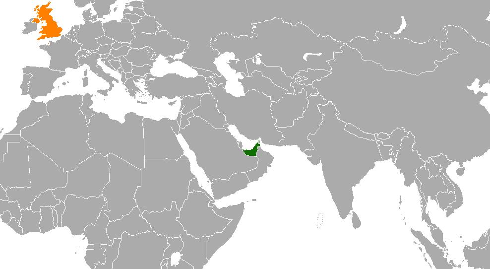 United Arab Emirates United Kingdom Relations Wikipedia