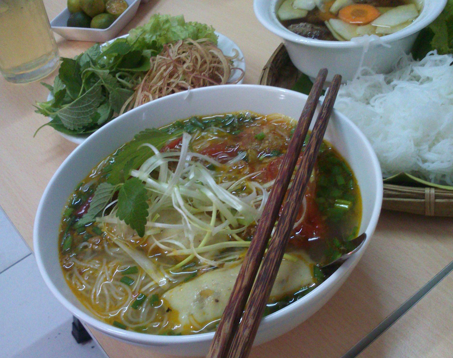 Vietnamese food 1