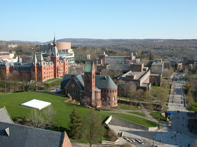View of Ithaca NY from tower of Cornell University.jpg