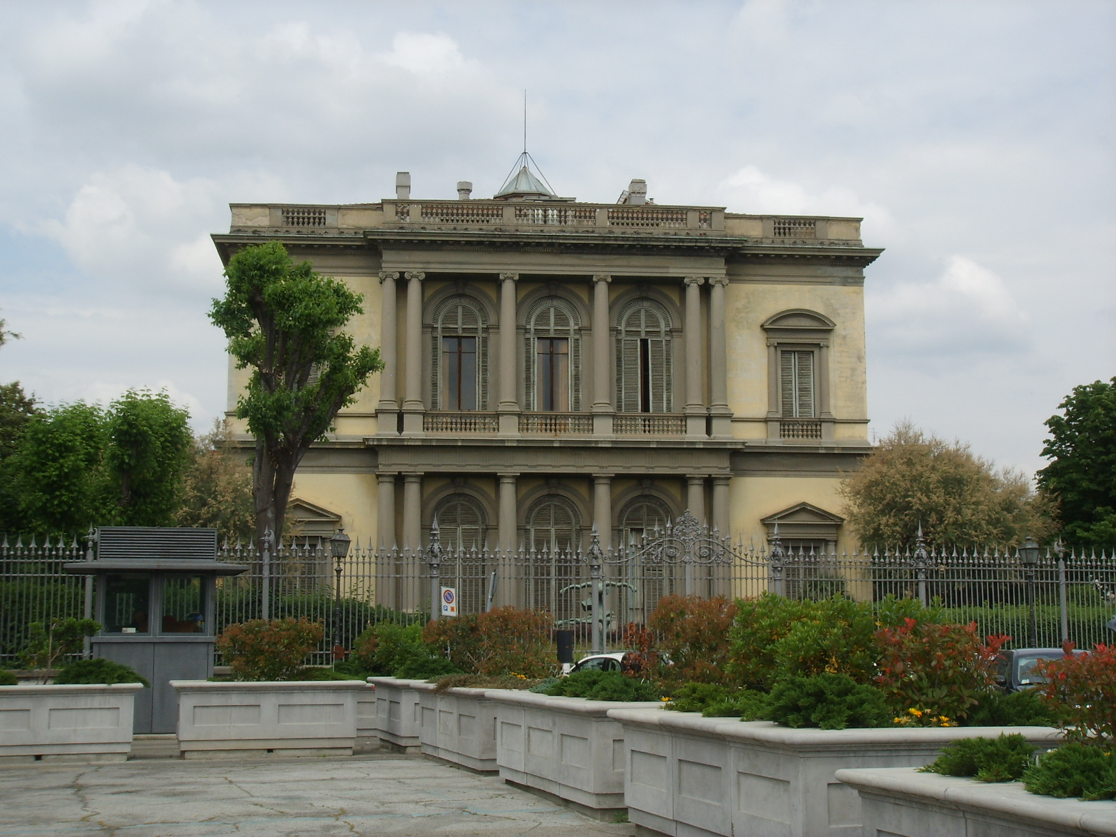 Villa Favard Via Aretina Firenze