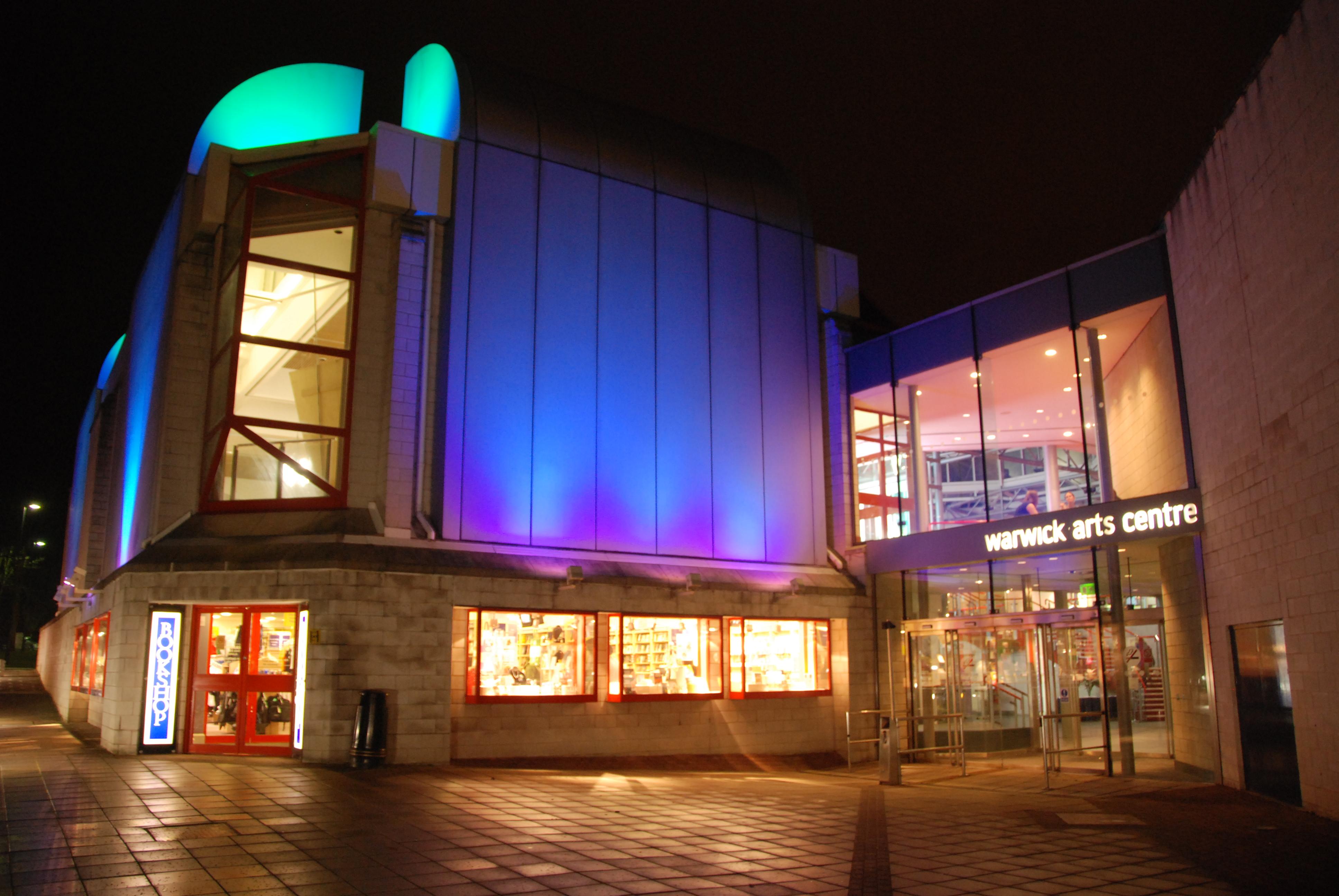 Warwick Art Centre Restaurant