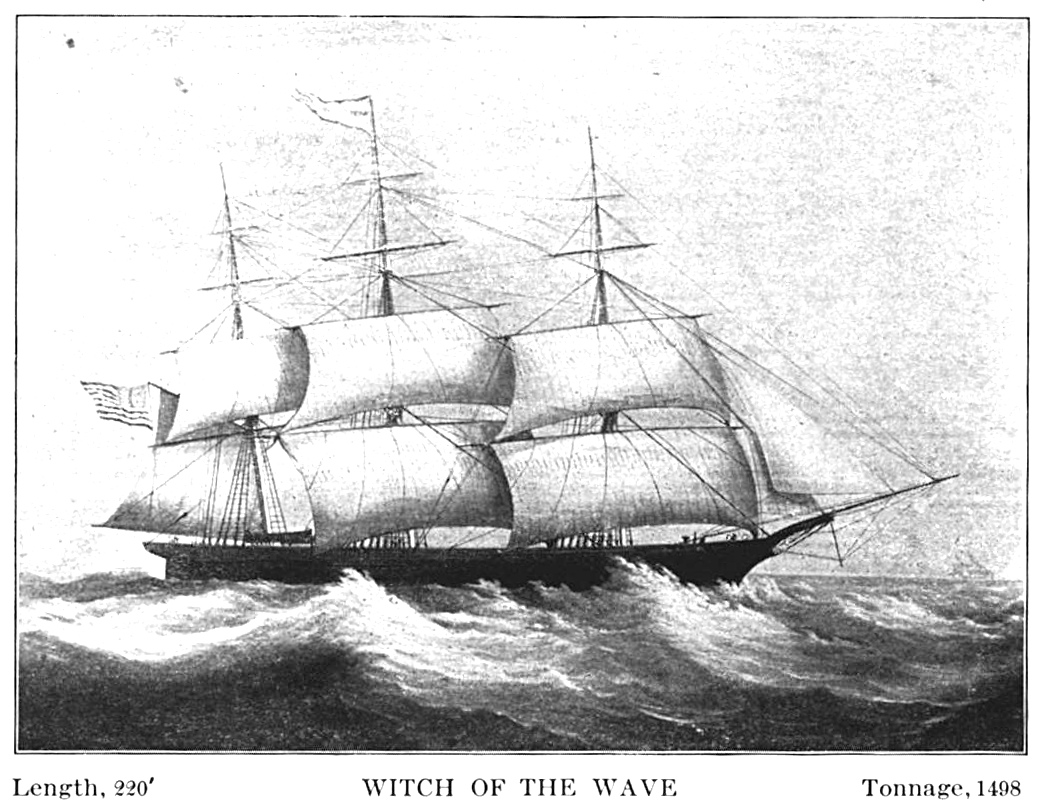 Witch of the Wave - Wikipedia