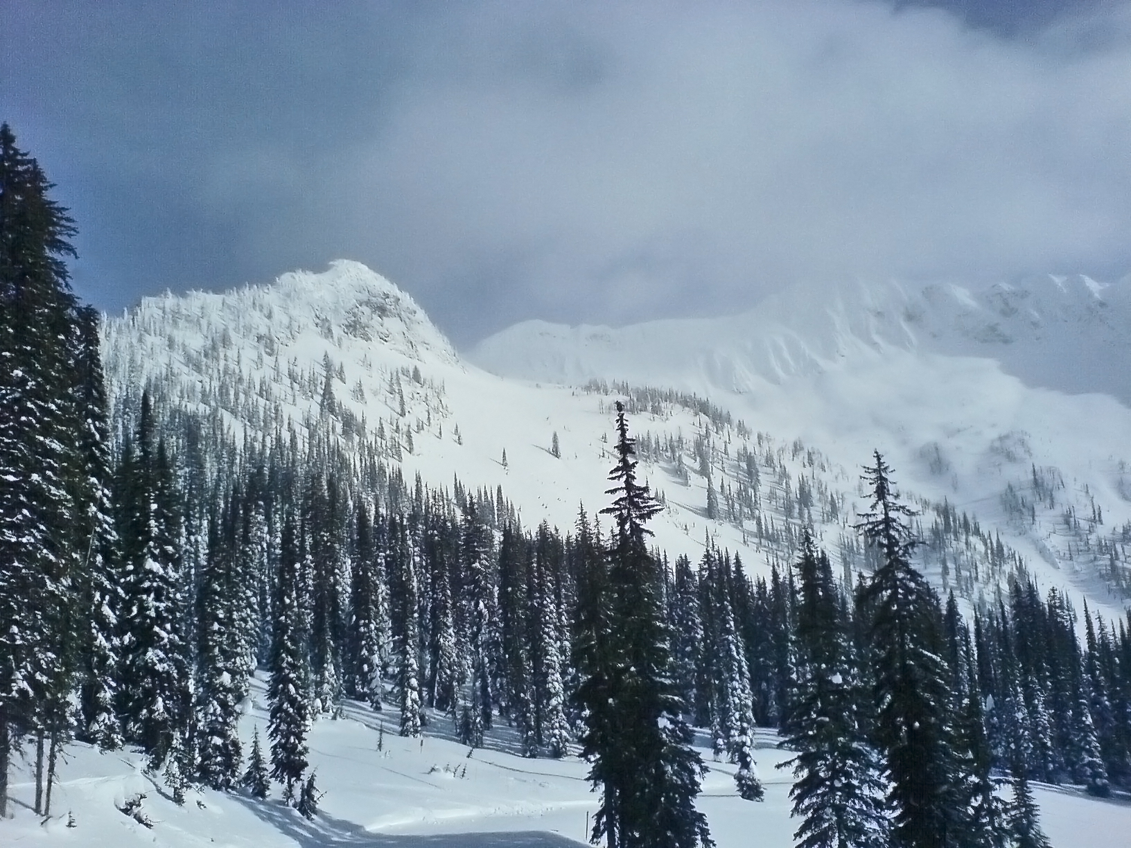 whitewater ski resort - wikipedia