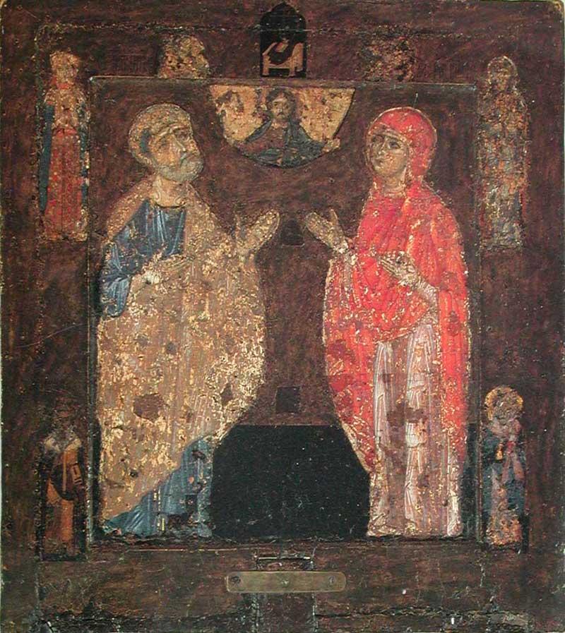 Sfantul Ioachim si Sfanta Ana, Drepti si dumnezeiesti Parinti - STIRI, 9 septembrie - Lacasuri Ortodoxe