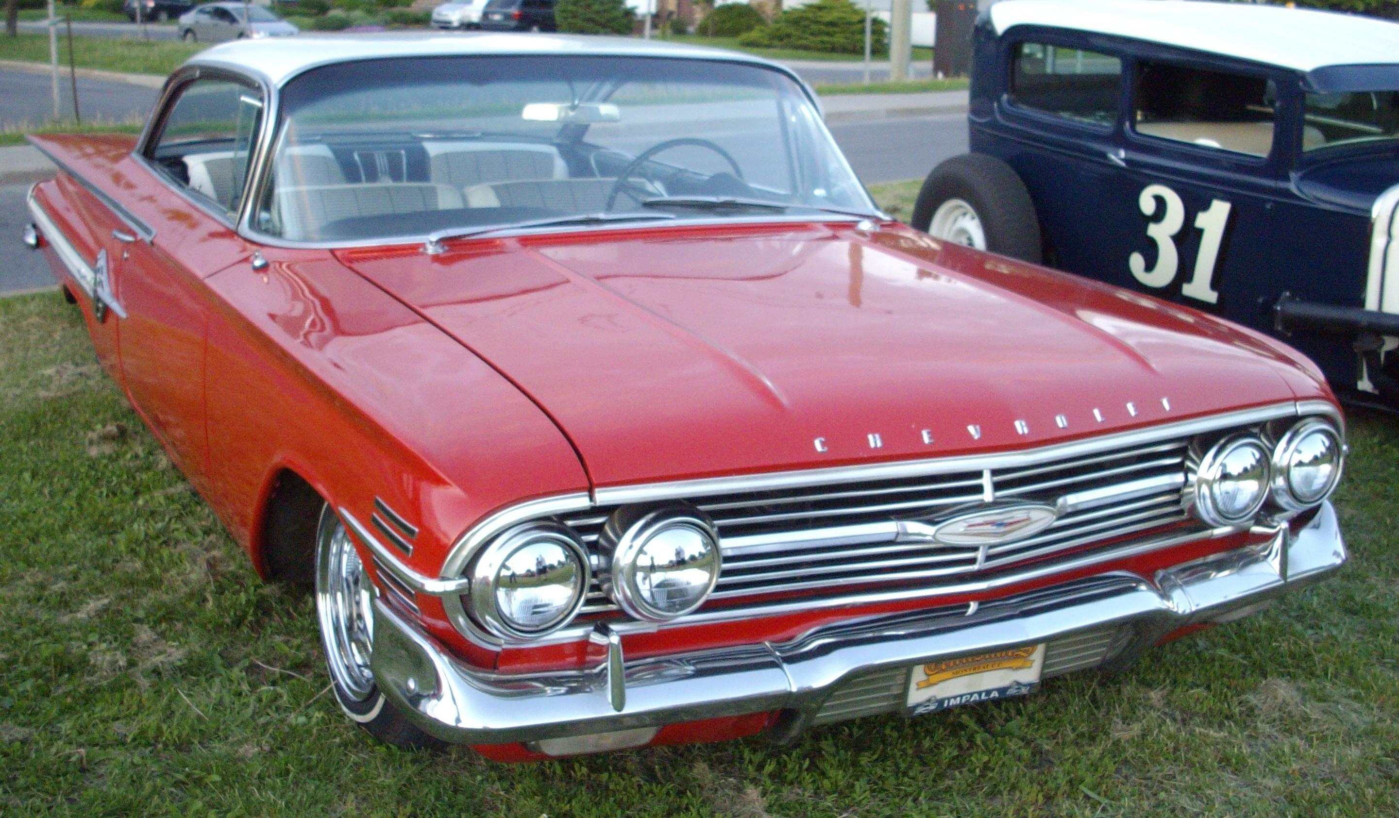 File 60 Chevrolet Impala Coupe Auto Classique Combos Express 12