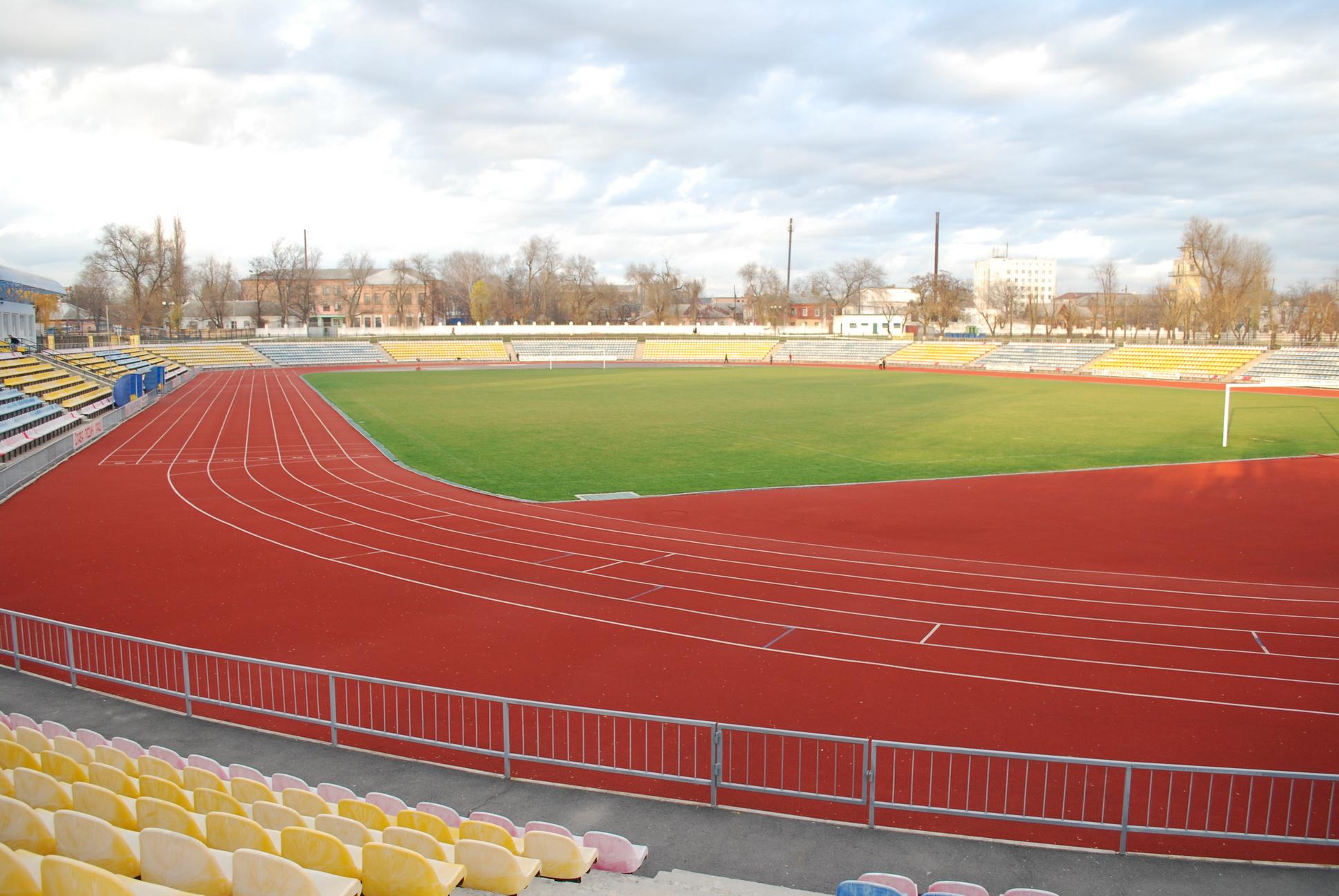 Уманьферммаш (стадіон)