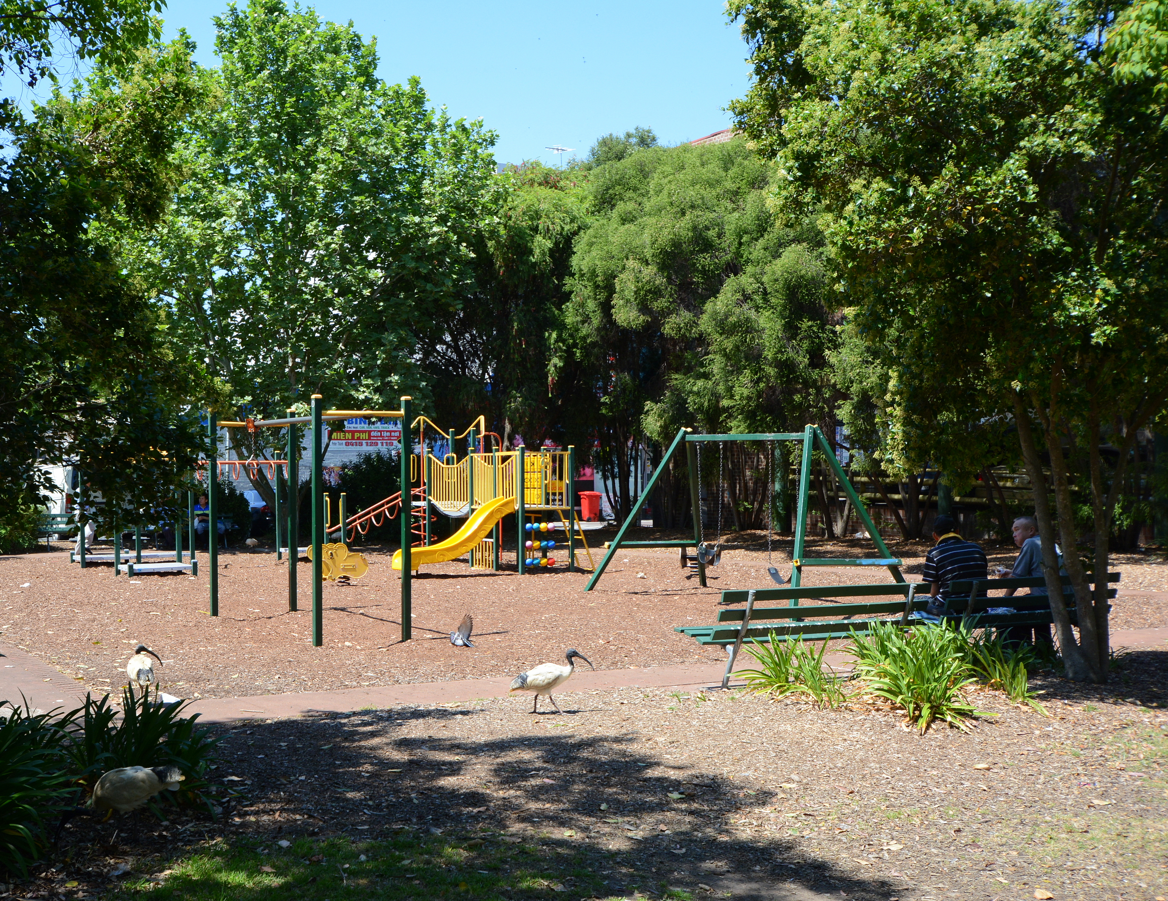 Bankstown Park