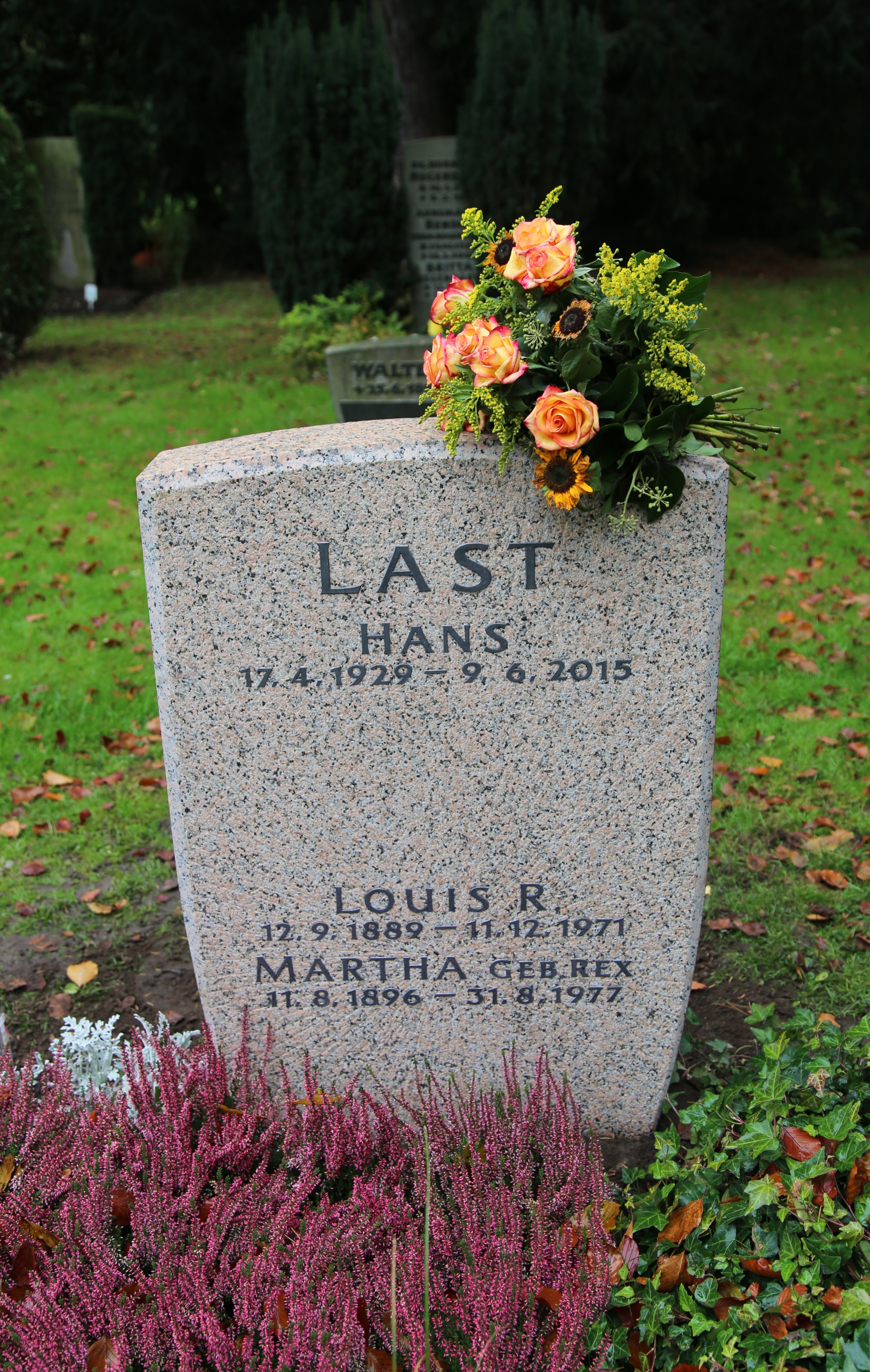 James Last Todesursache