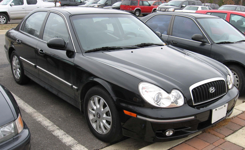 Get 2002 Hyundai Sonata Custom
