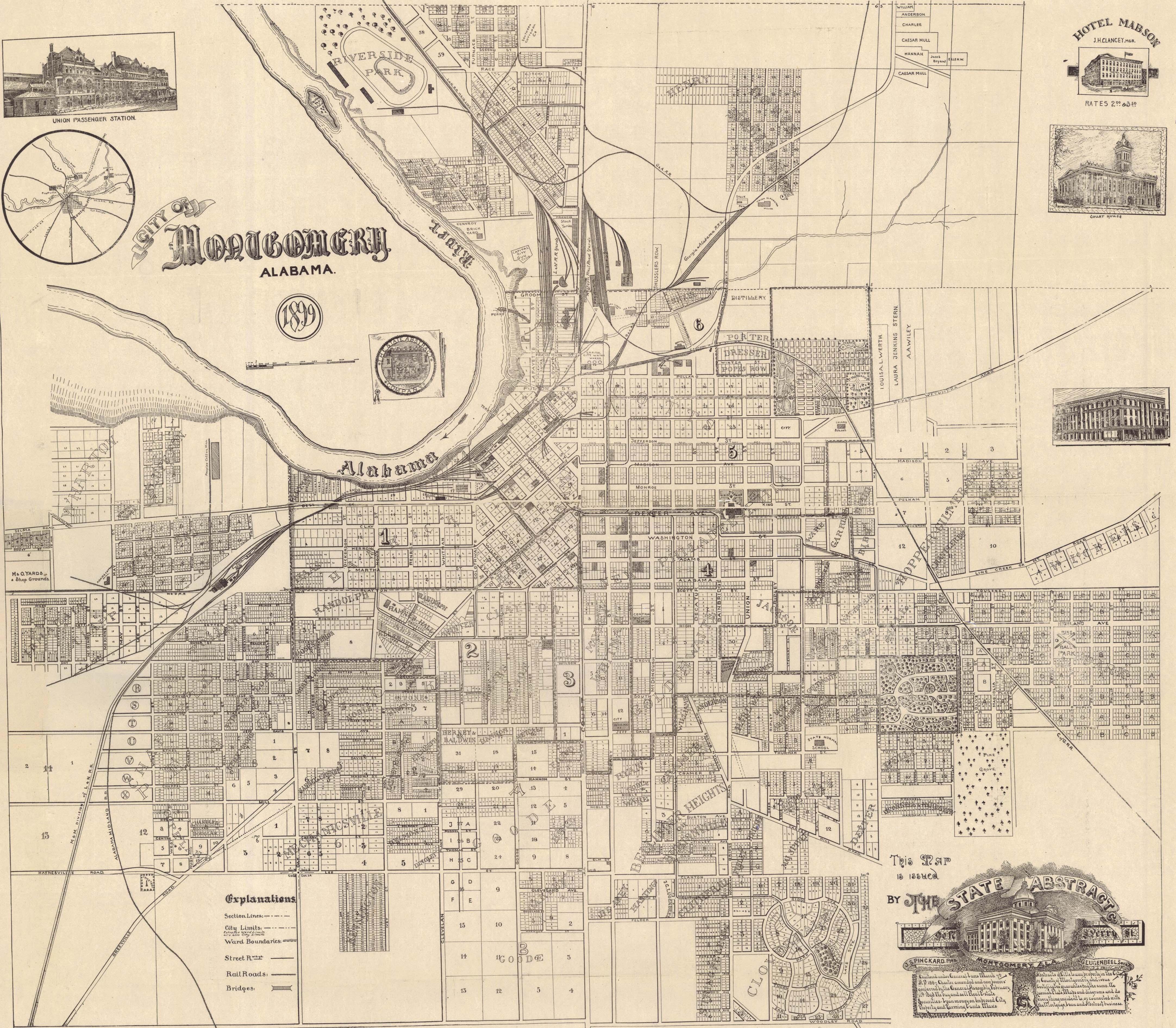File:1899 map of Montgomery, Alabama.jpeg - Wikimedia Commons