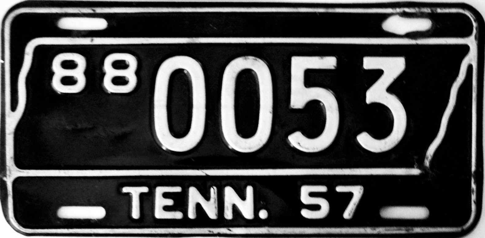 Delighted Tenn License Plate Ideas - Classic Cars Ideas - boiq.info
