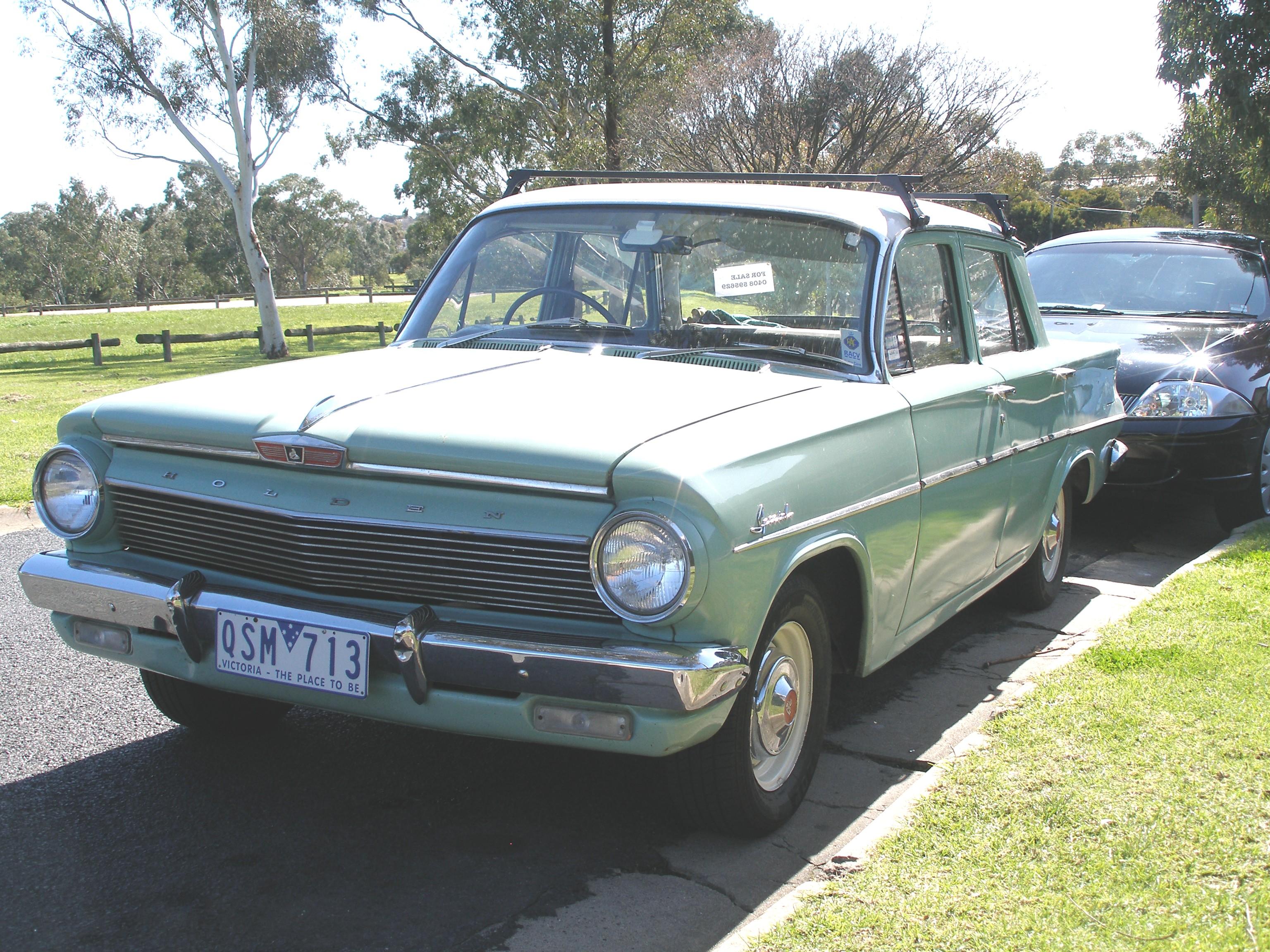 File 1962 1963 Holden Ej Special Sedan 01 Jpg Wikimedia