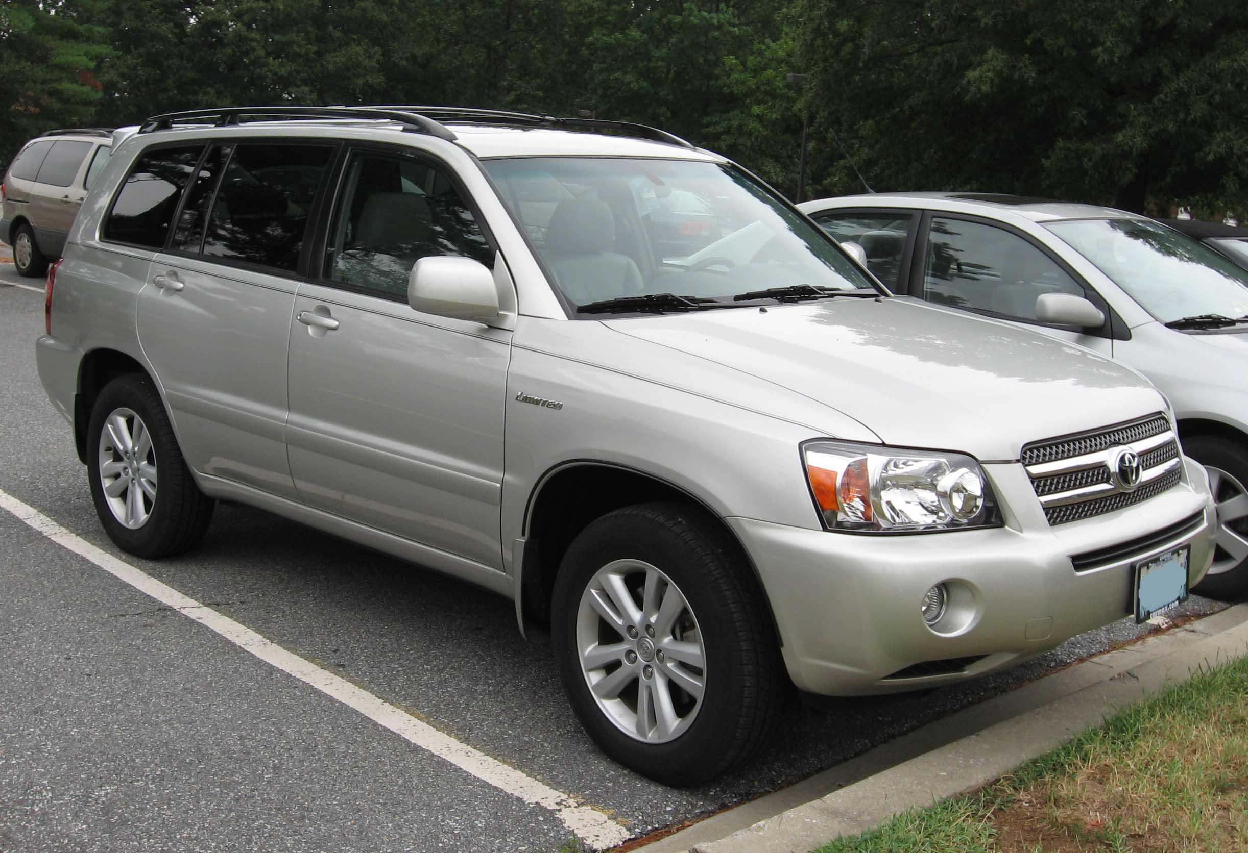 File:1st Toyota Highlander Hybrid