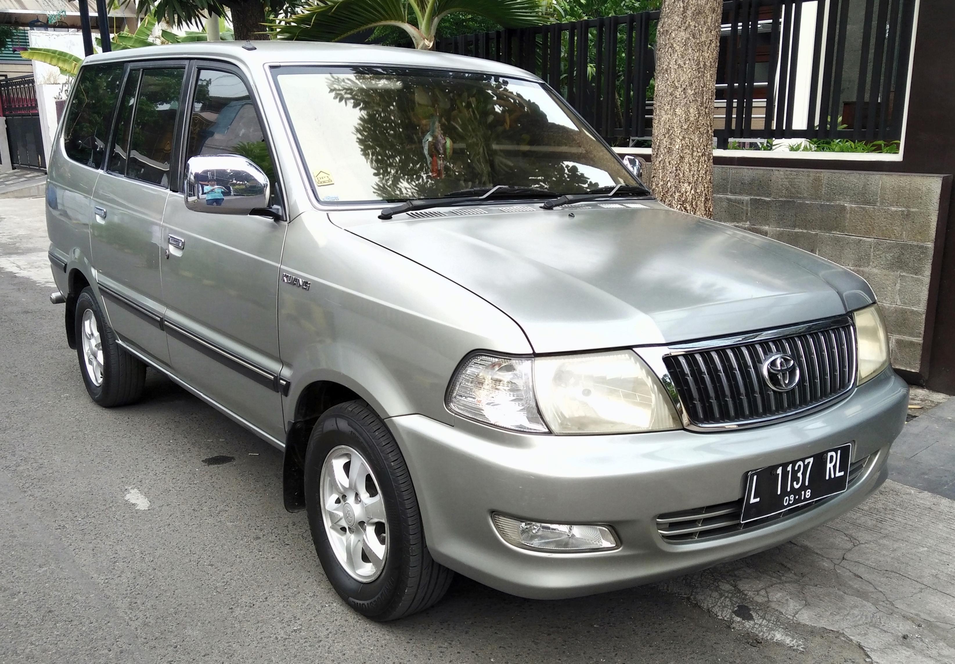 Toyota Kijang Wikiwand