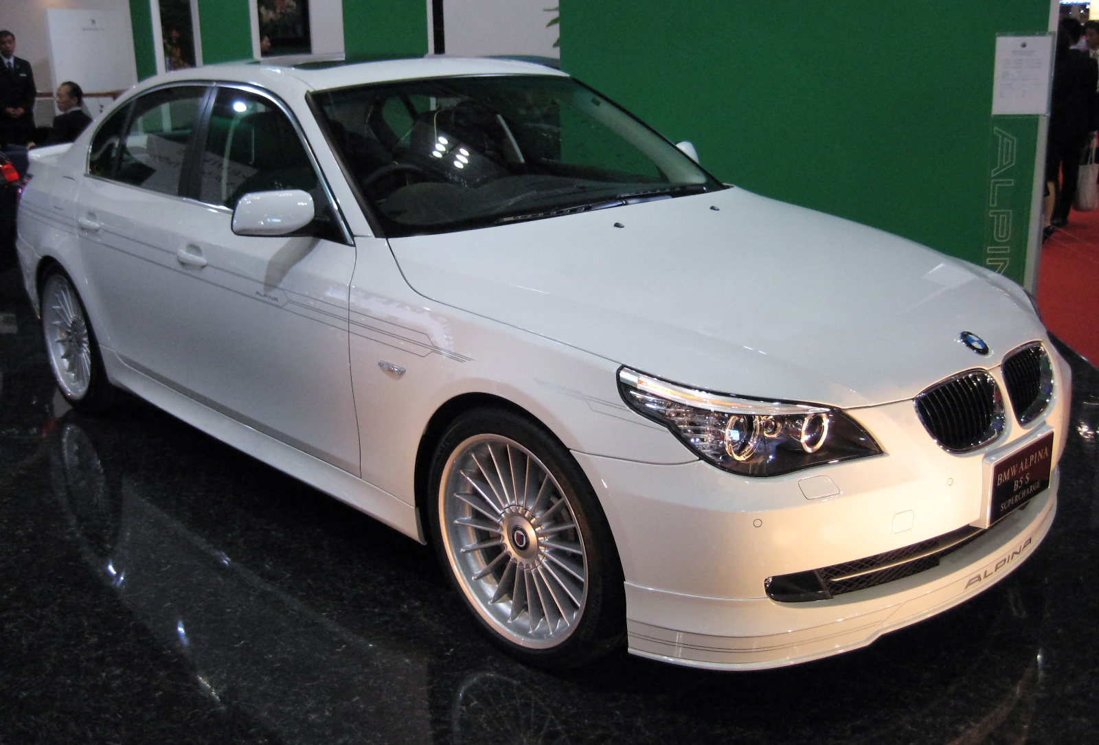 B5 s main article alpina e60 b5