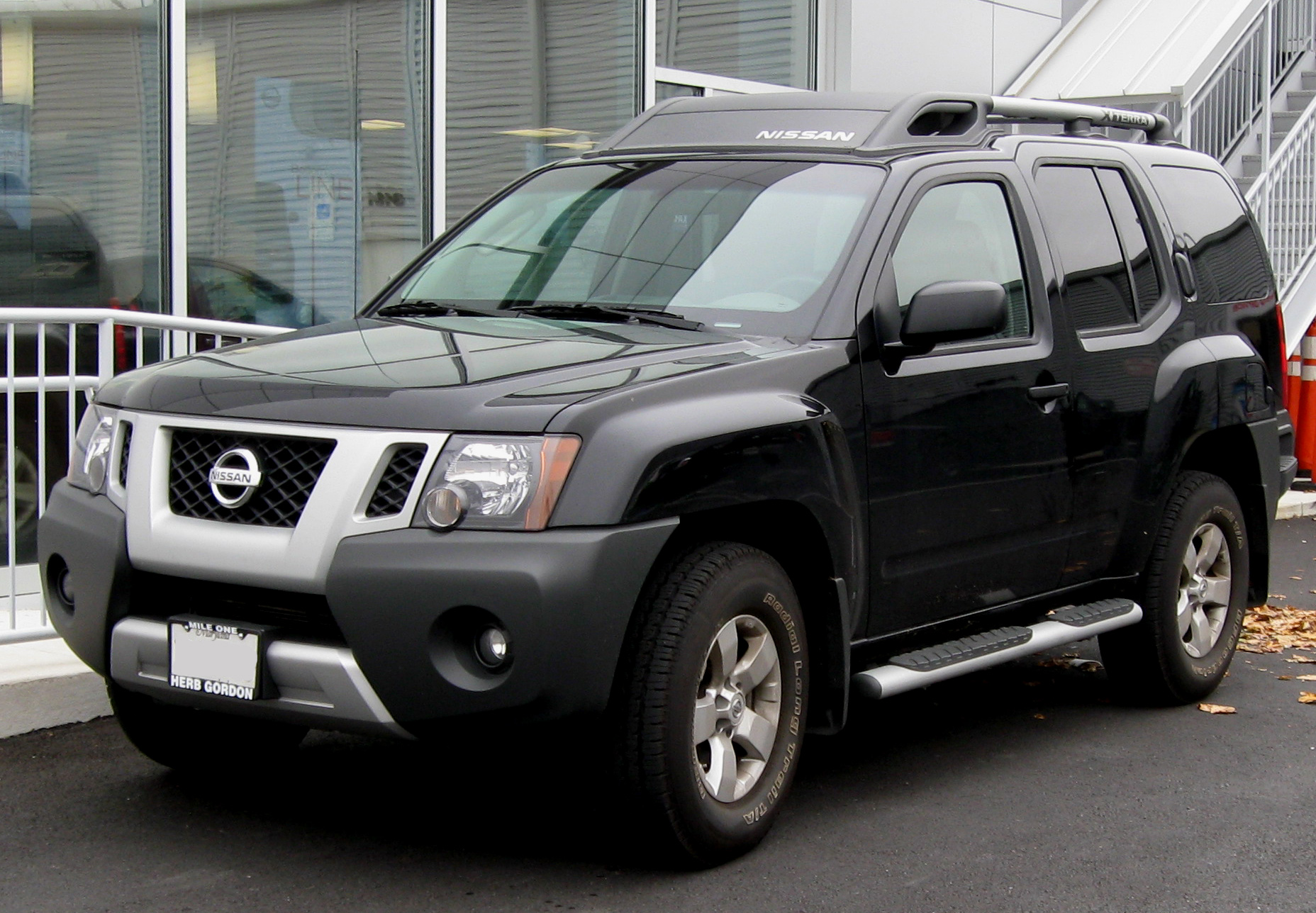 Nissan Xterra Car Battery