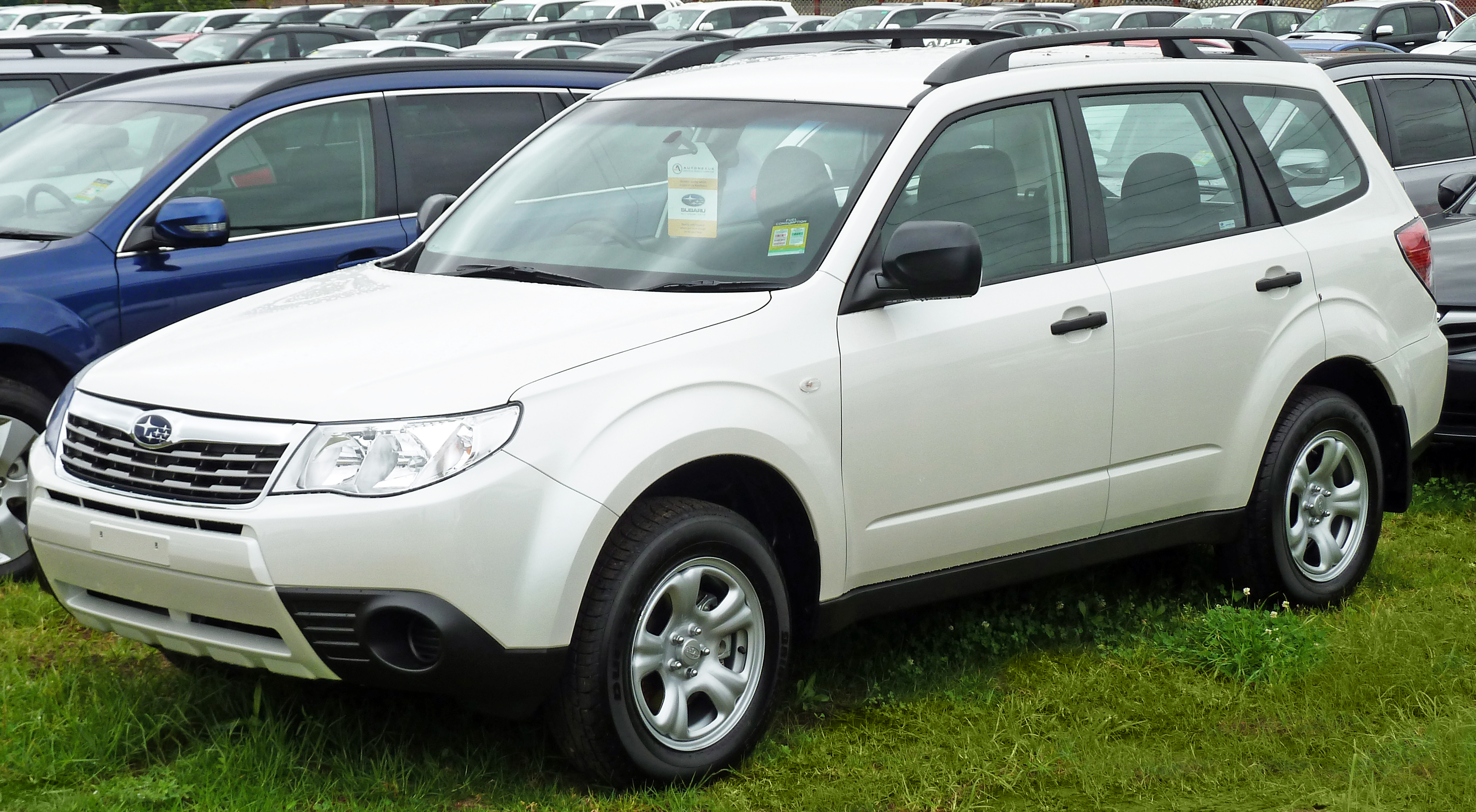 Subaru forester wikipedia front x sciox Images