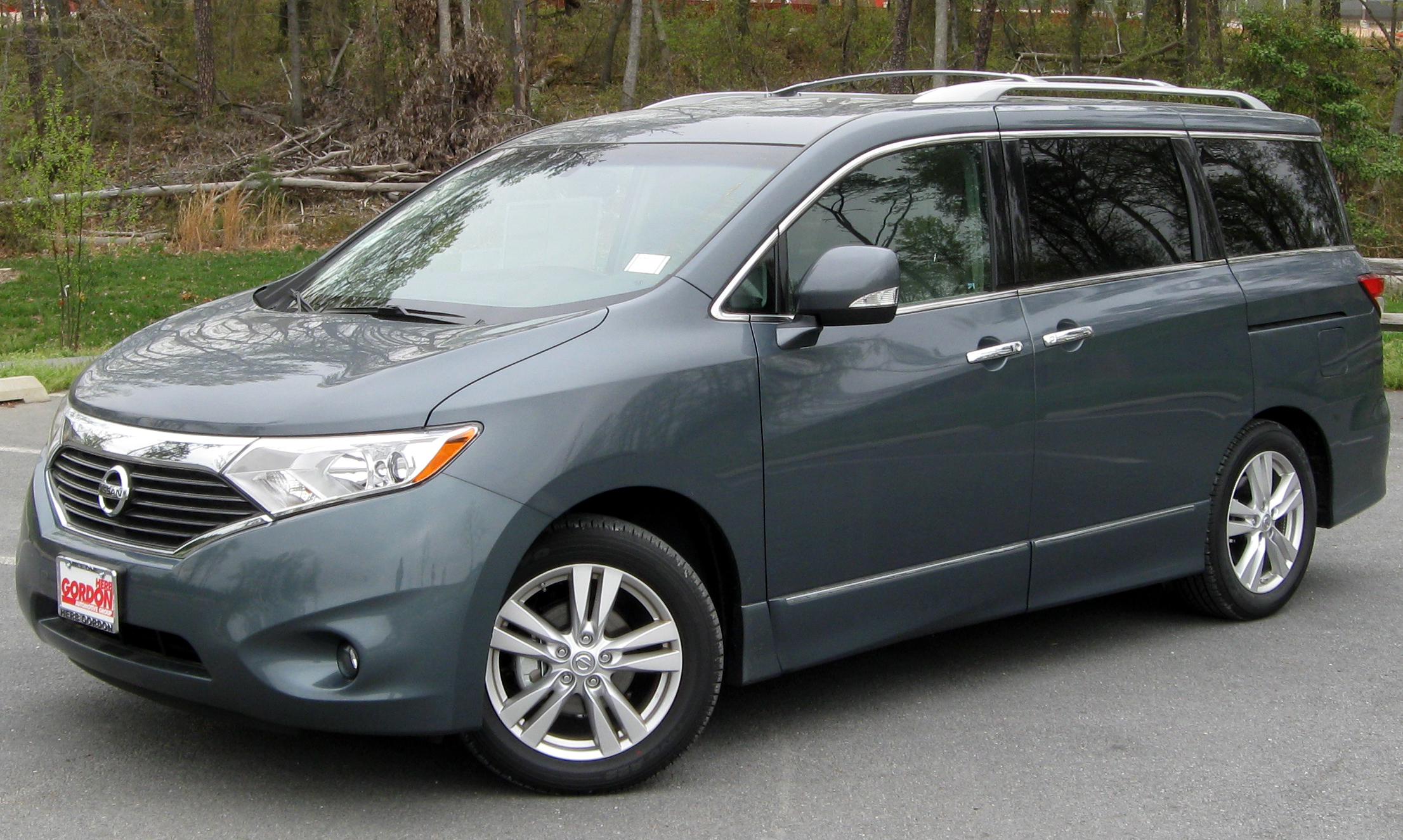 Nissan Quest - Images de Voitures