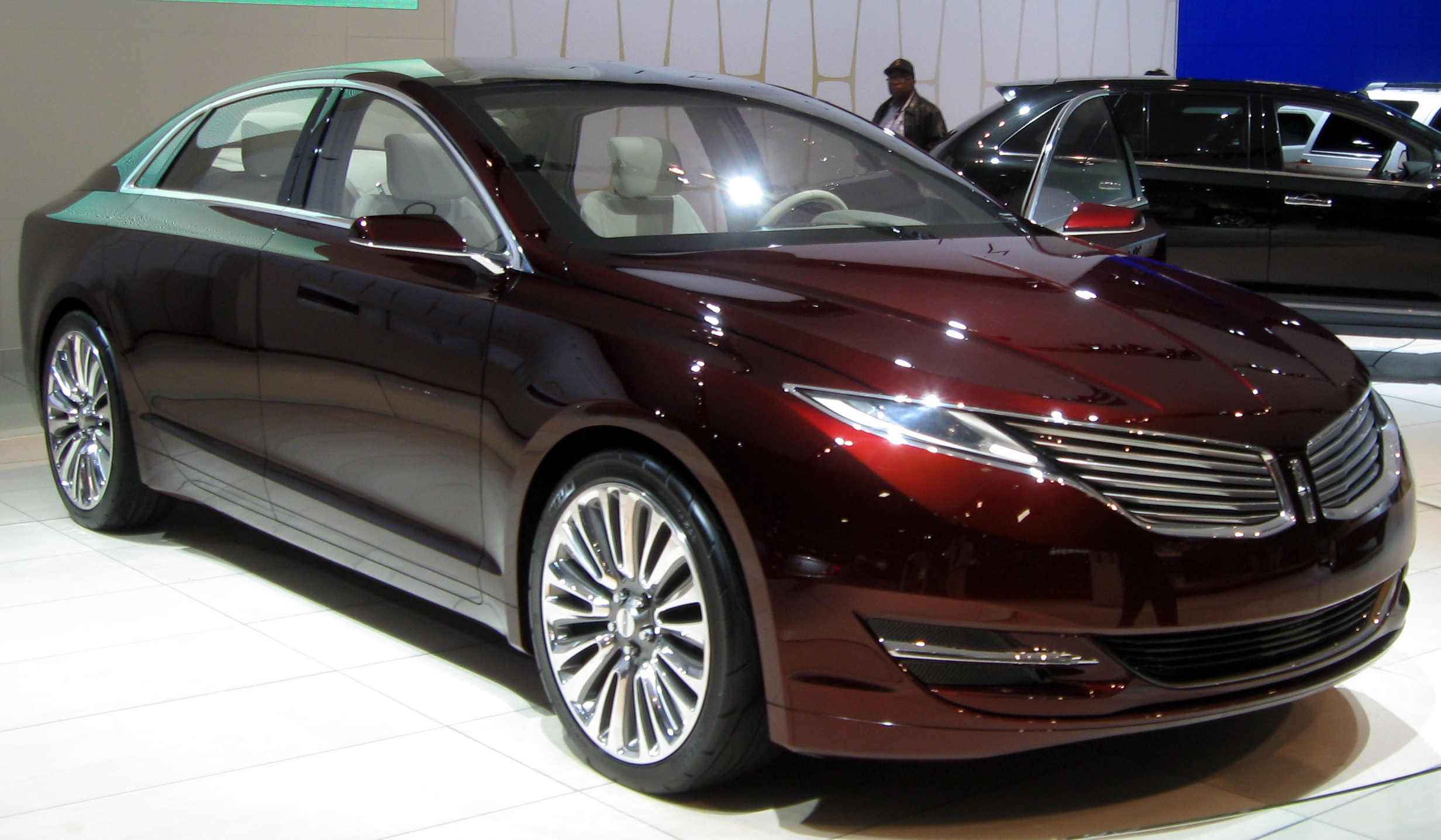 2013 Lincoln MKZ Concept 2012 DC