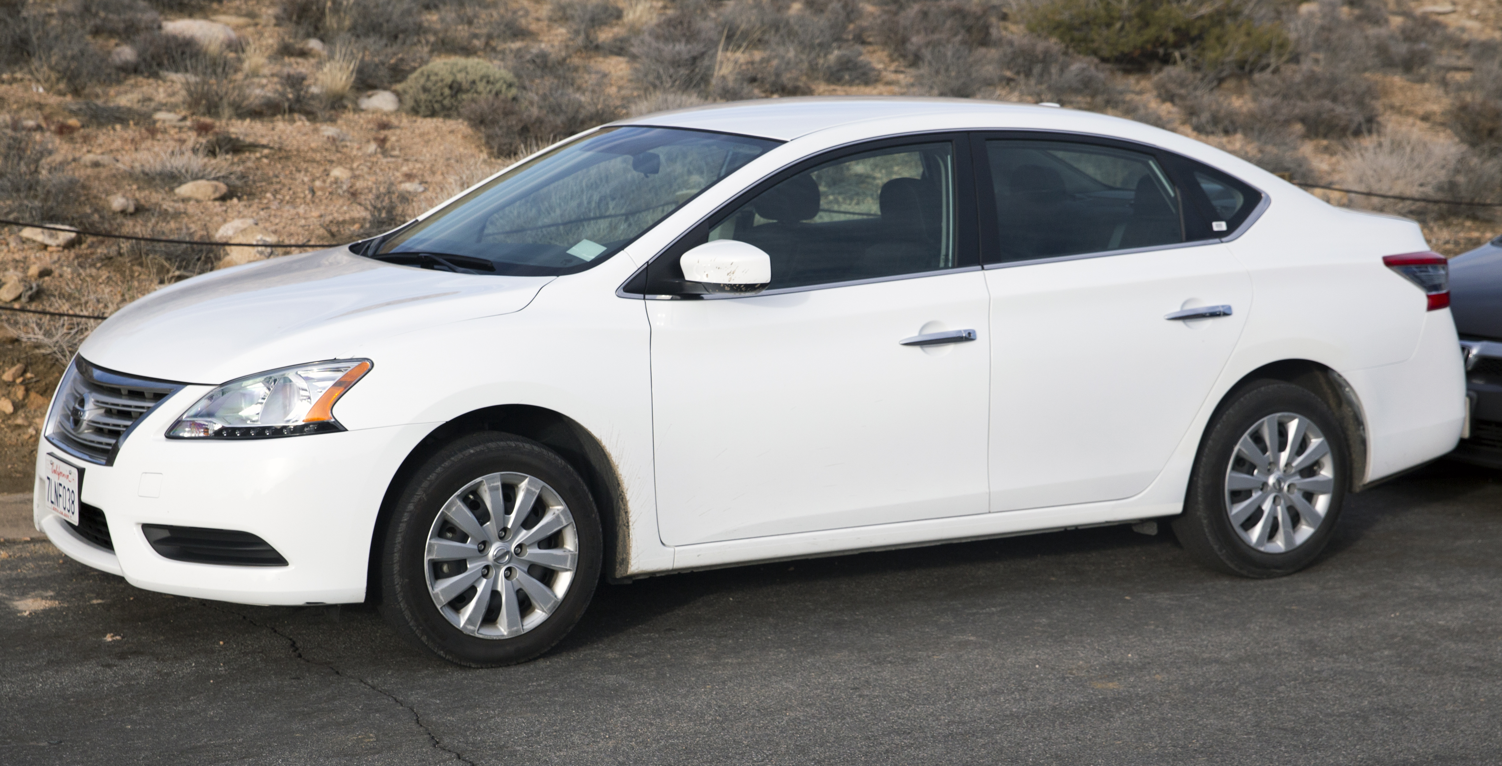 Nissan sentra pictures
