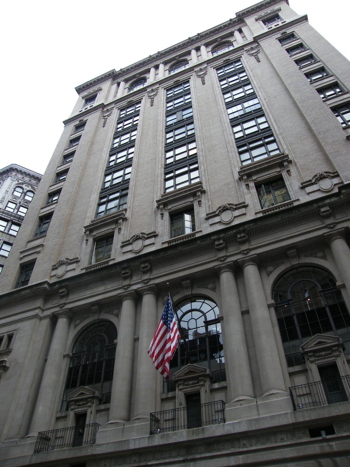 Engineers Club Building New York