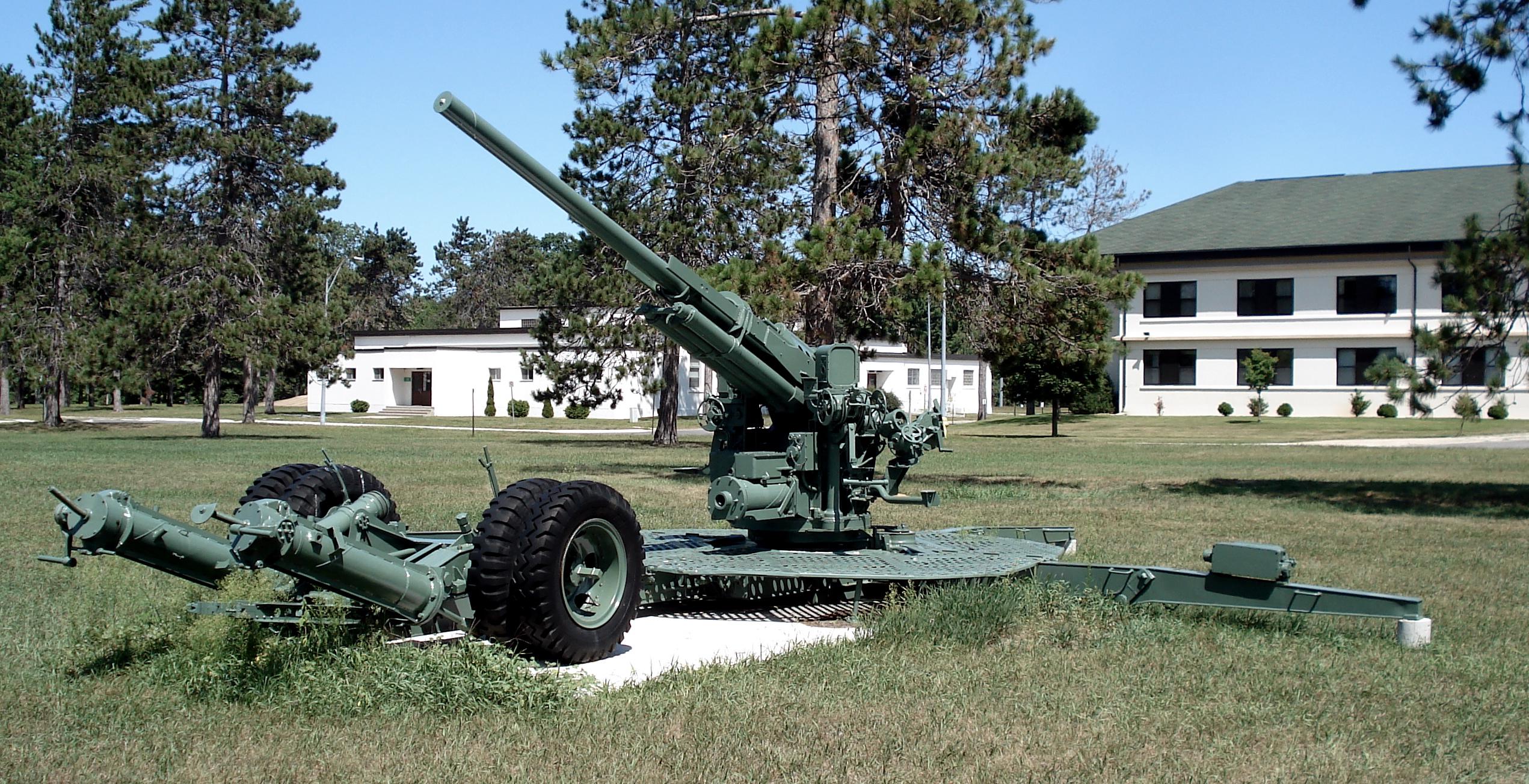 90 Mm Gun M1 M2 M3 Wikipedia Http Wwwwillingtonscom Files Electronic M51660lpdf