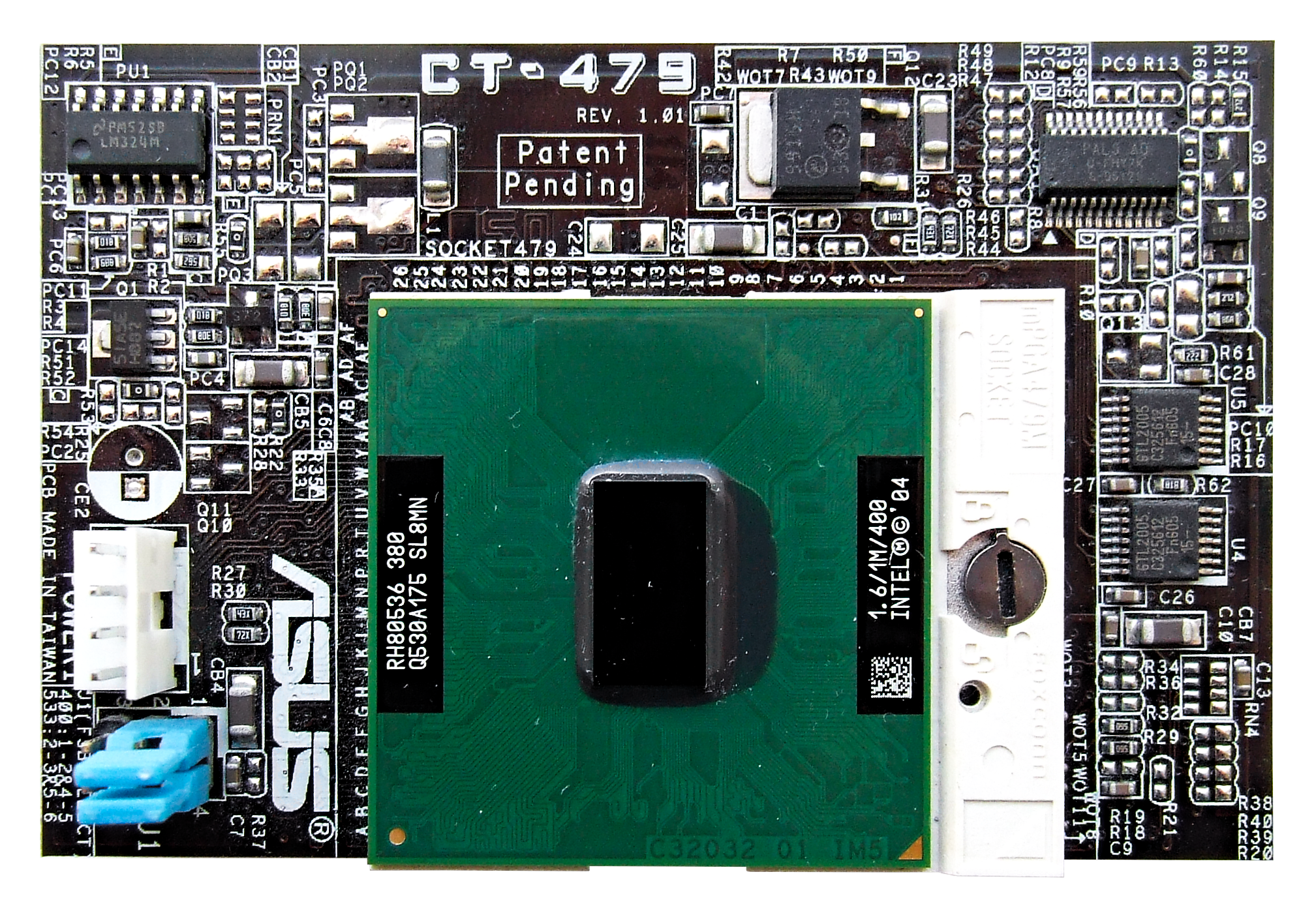 An Asus CT-479 adapter