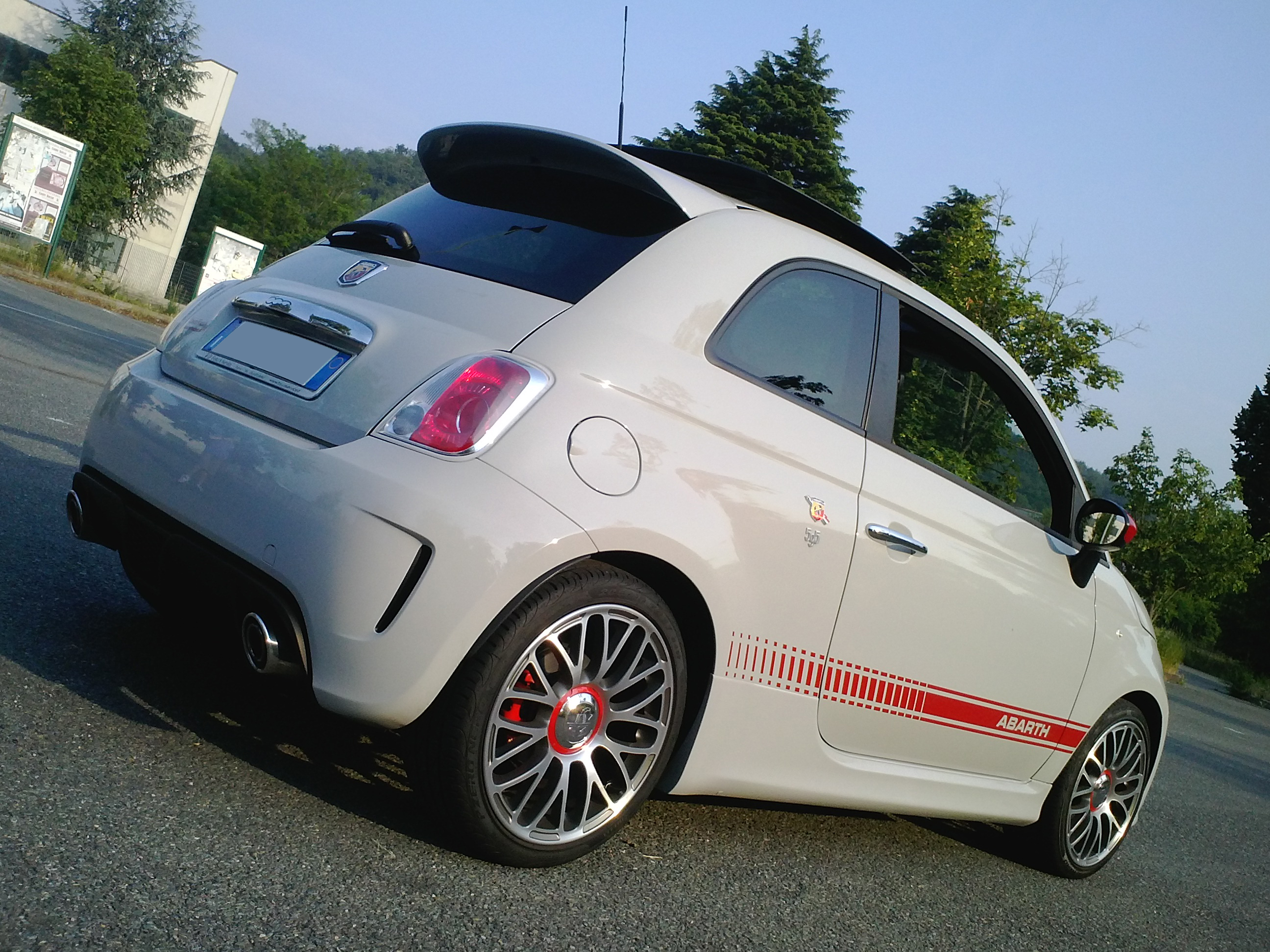 file abarth 595 elabora wikimedia commons. Black Bedroom Furniture Sets. Home Design Ideas