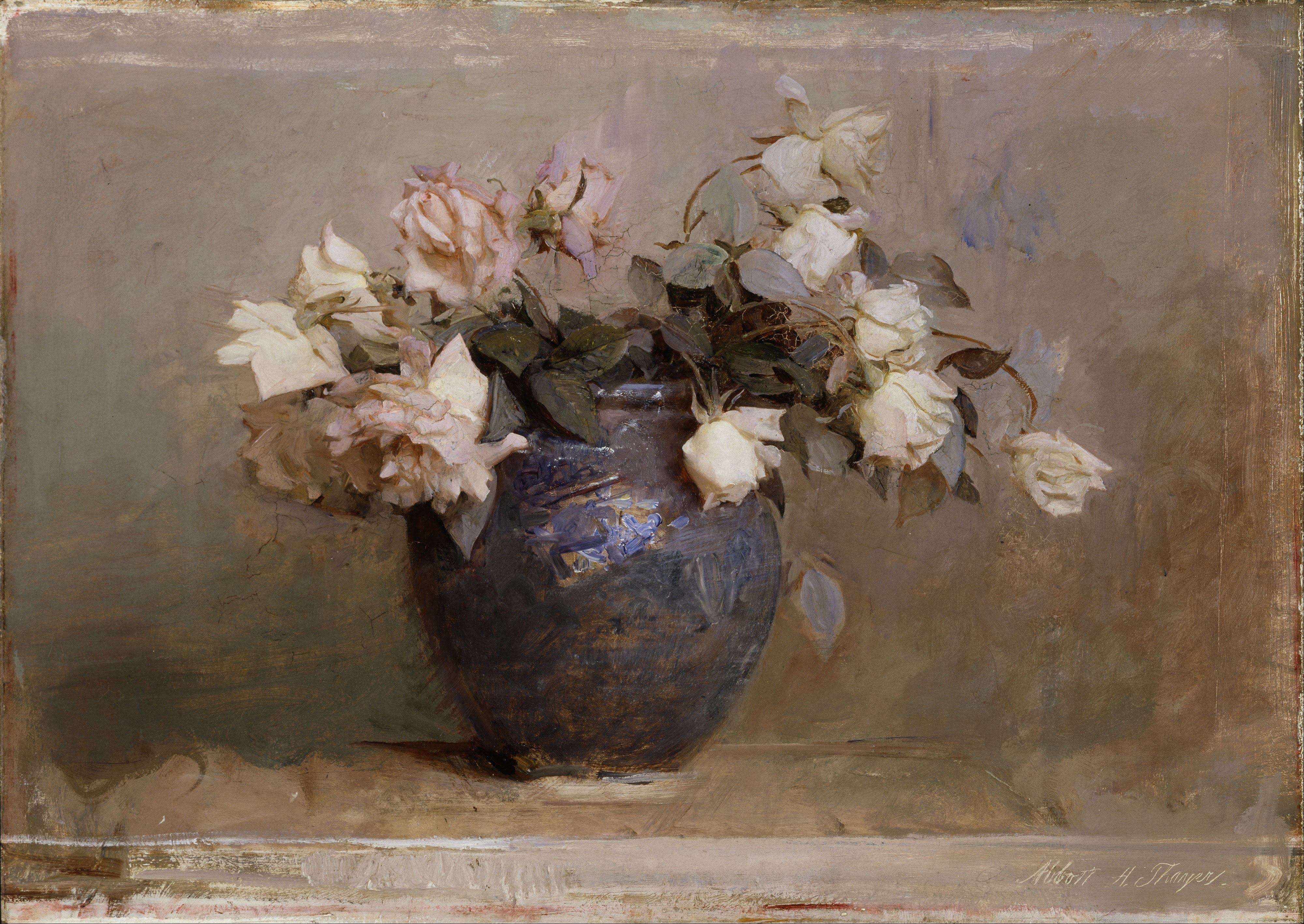 File:Abbott Handerson Thayer - Roses - Google Art Project.jpg