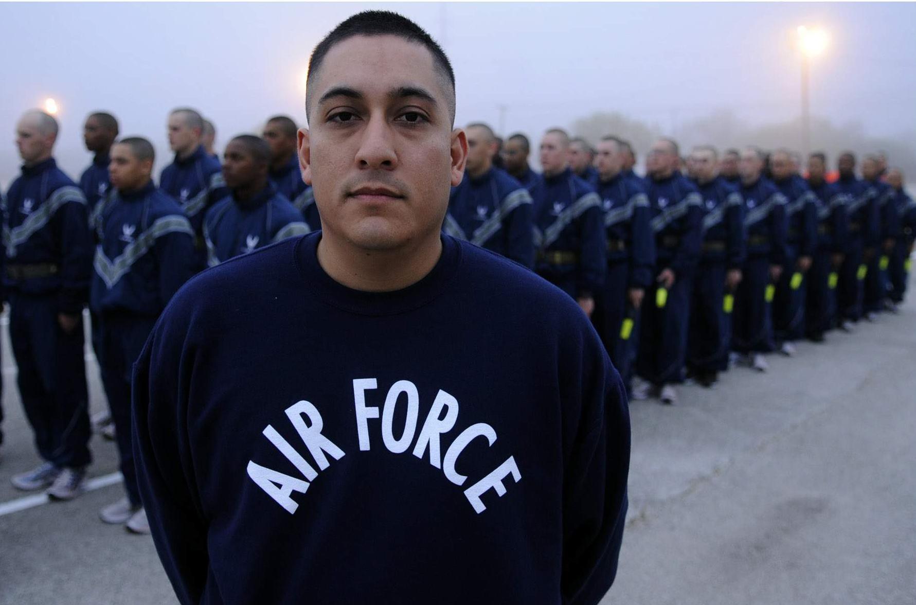 File:Air Force Basic Training PT jpg - Wikimedia Commons