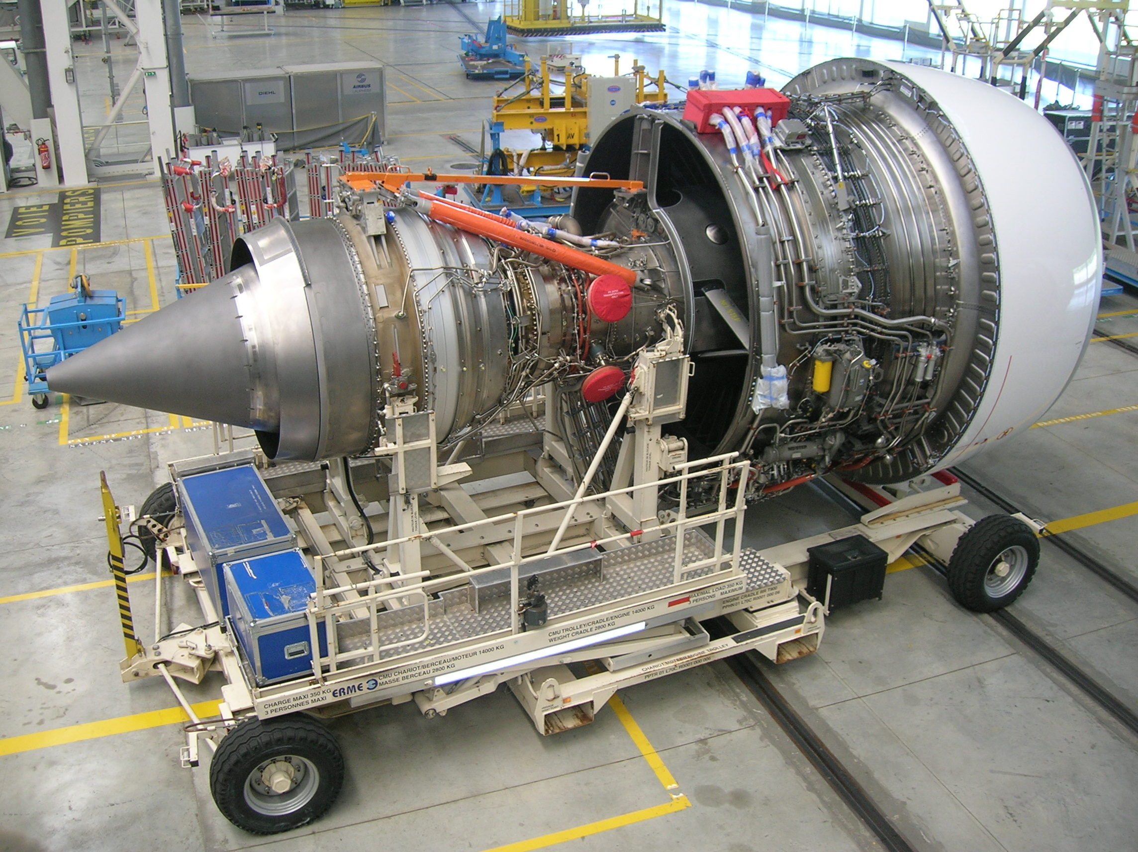 Rolls Royce Trent 900 Wikiwand