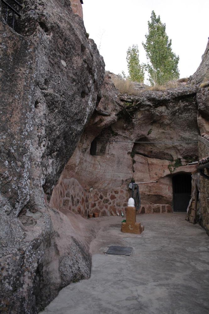 File Alcolea Del Pinar Casa De Piedra Pm 05738 Jpg Wikimedia