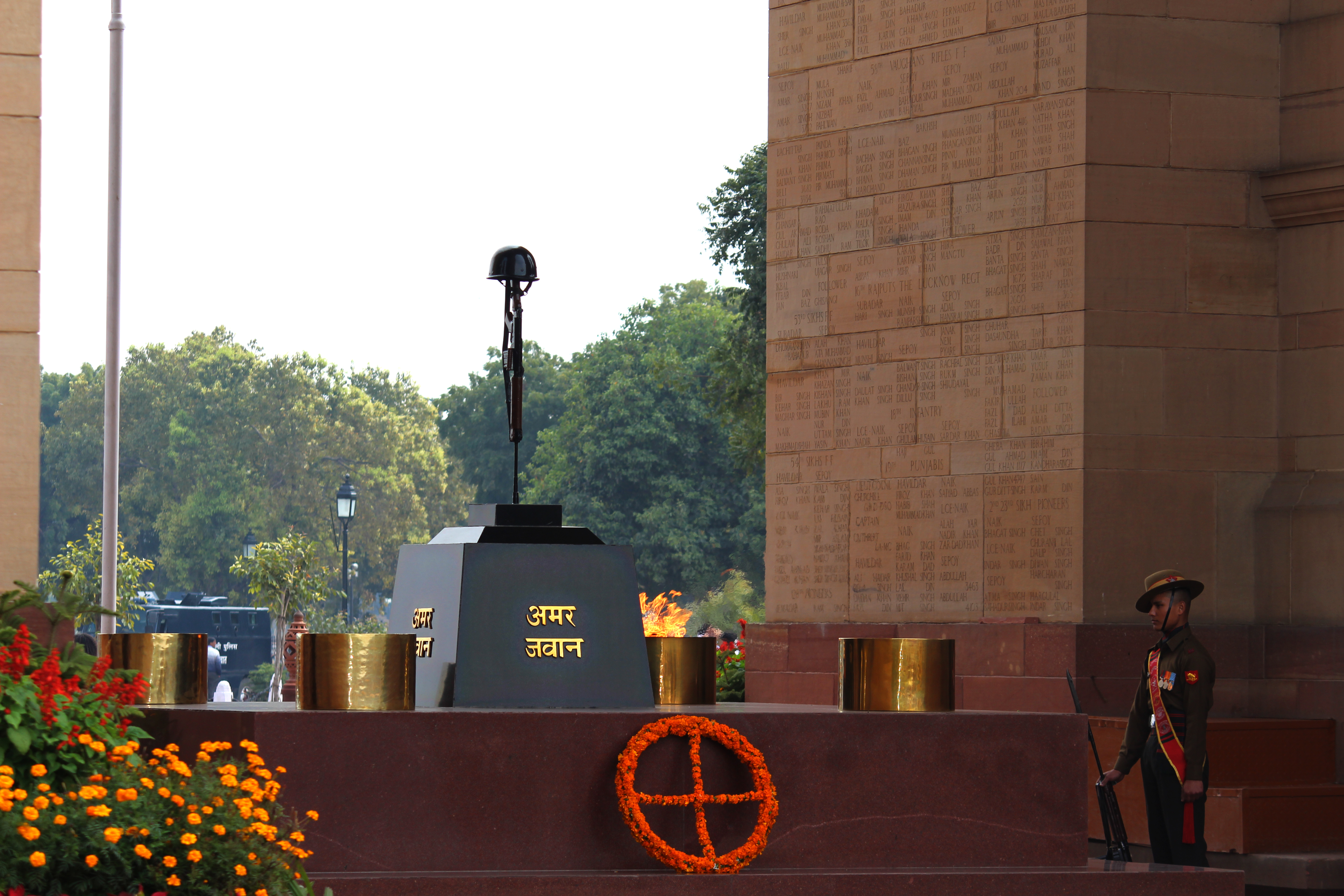 Amar Jawan Jyoti - Wikipedia