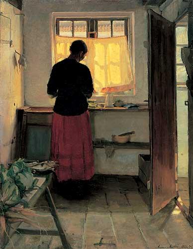 File:Anna Ancher Pigen i koekkenet 1883-86.jpg