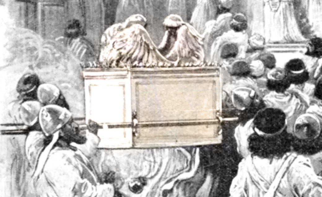 Ark of the Covenant Depiction