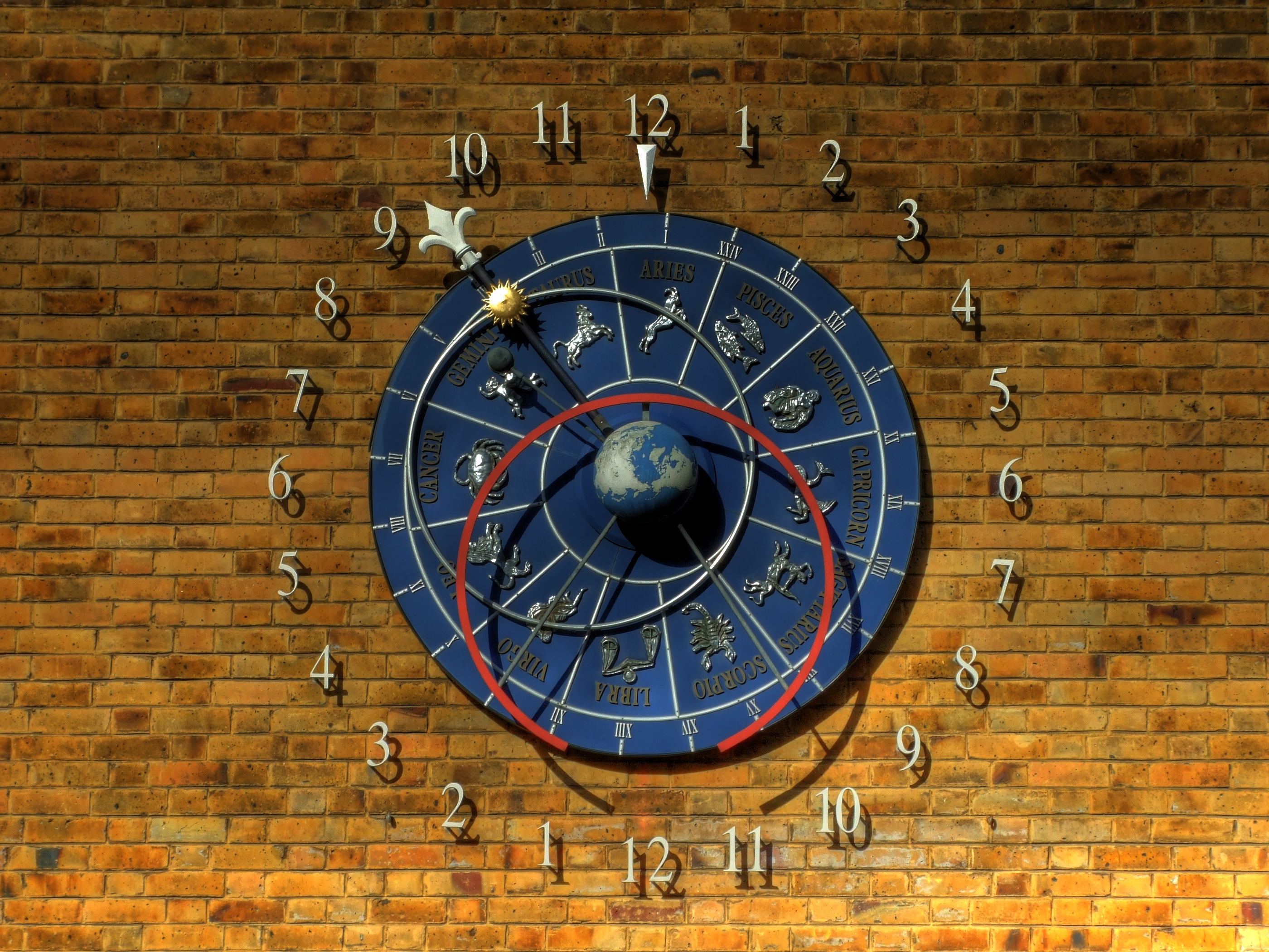 astronomy clock - photo #9