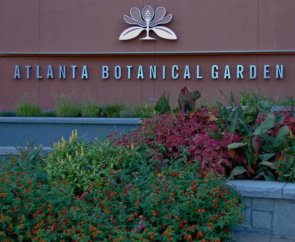 Atlanta Botanical Garden Cafe Menu