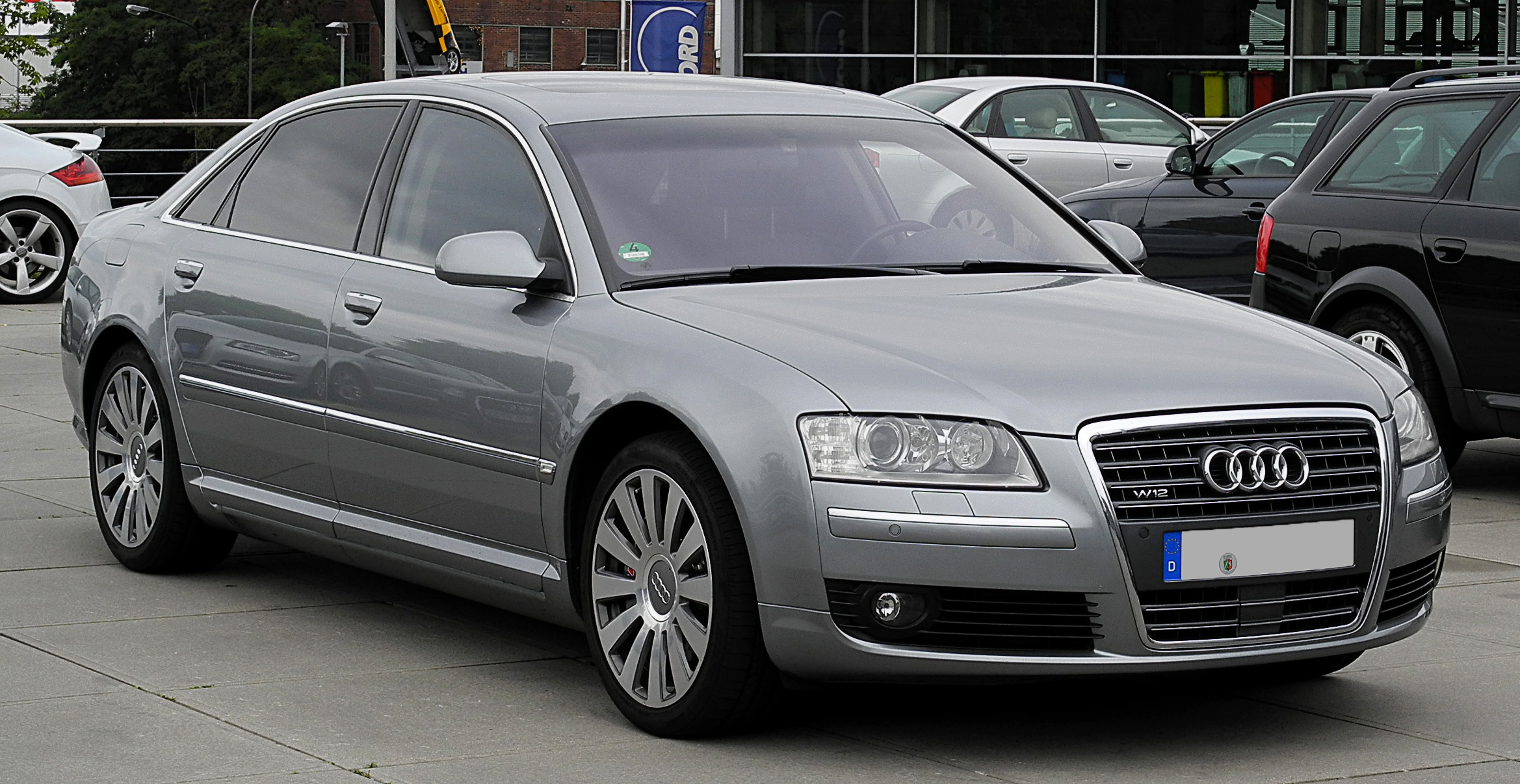 file audi a8 l w12 quattro d3 1 facelift. Black Bedroom Furniture Sets. Home Design Ideas