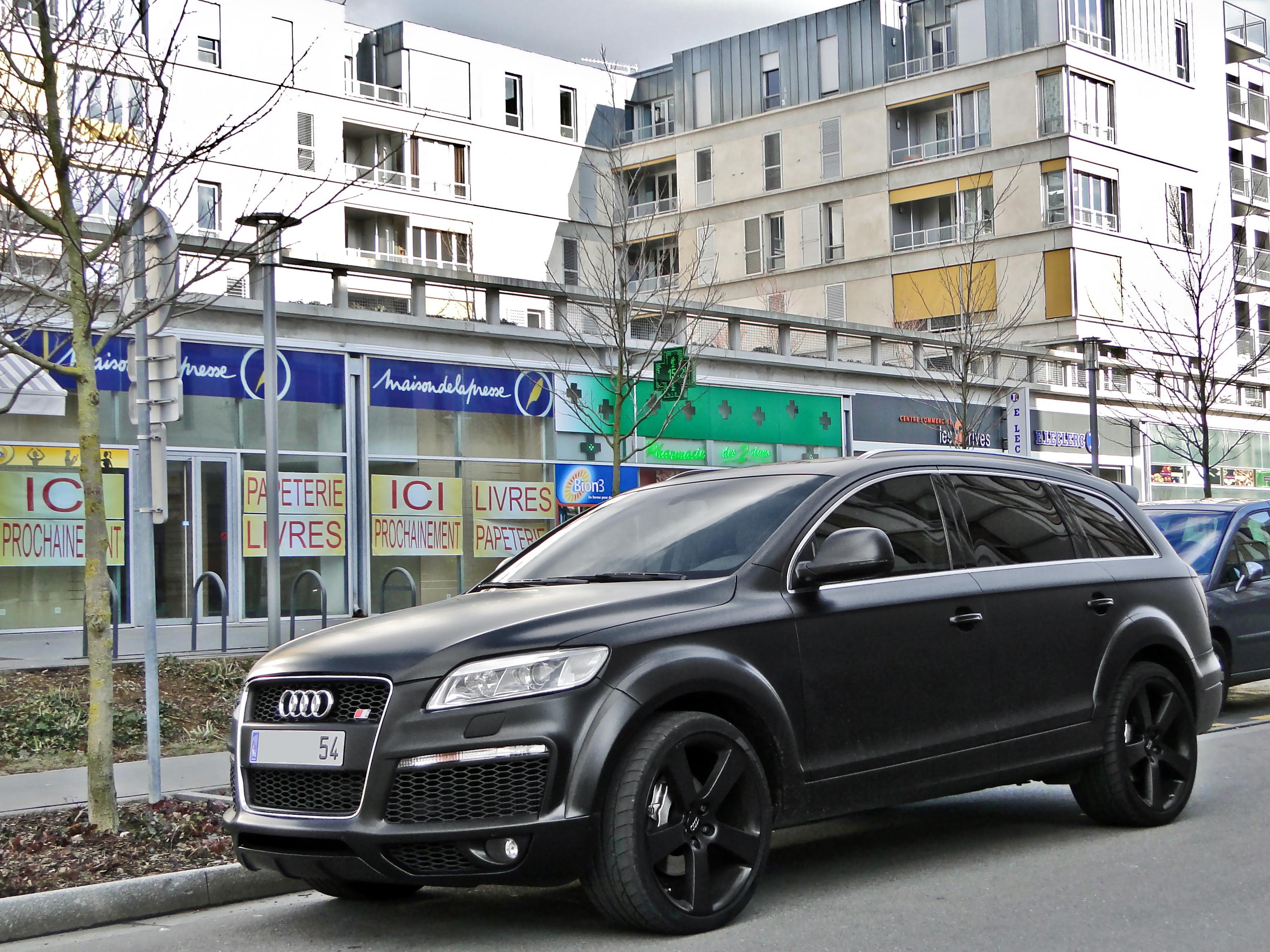 Audi Q7  Wikipedia