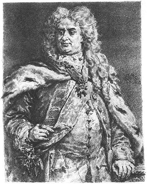 August II Mocny – Wikipedia, wolna encyklopedia  |2 August
