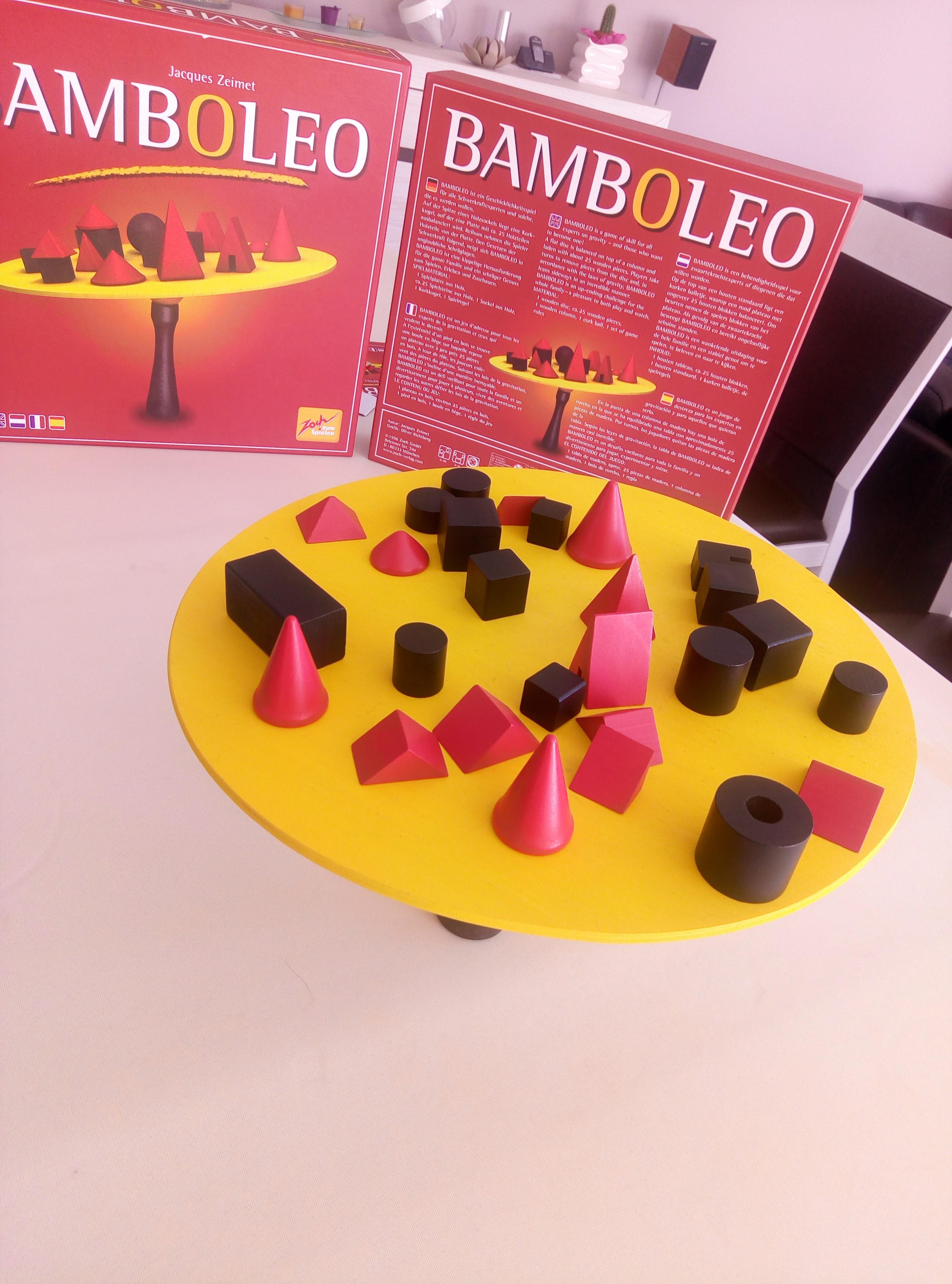 Bamboleo meaning