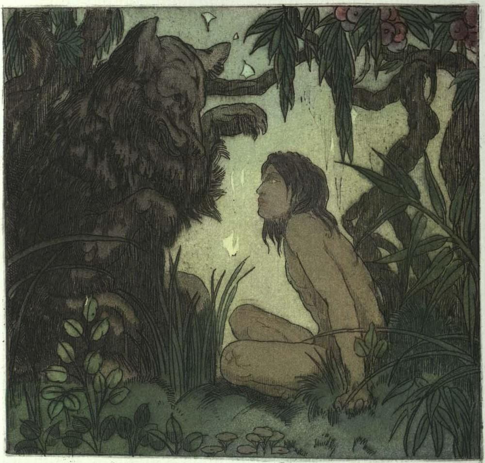 Mowgli Literawiki Fandom Powered By Wikia