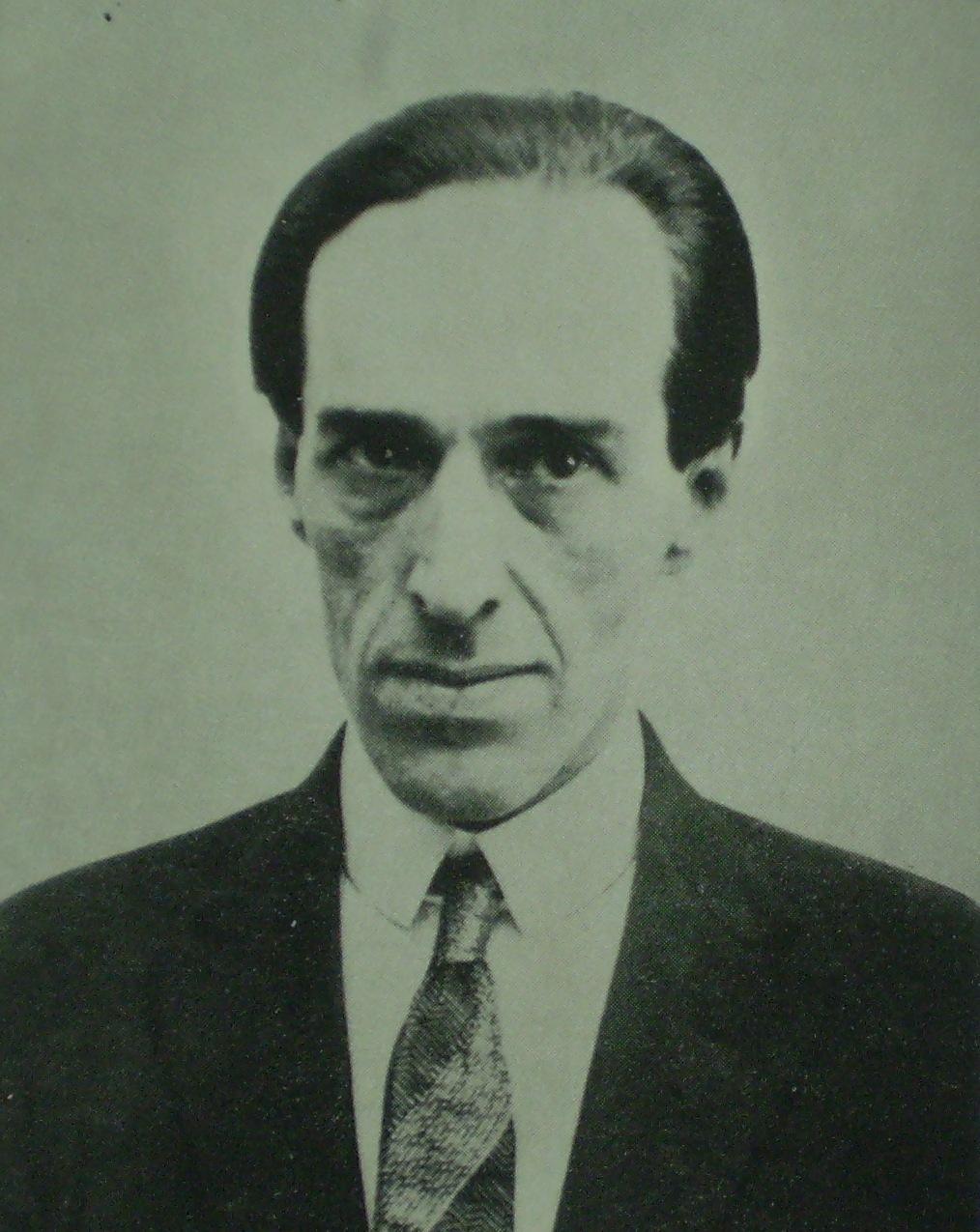 Benito Lynch.