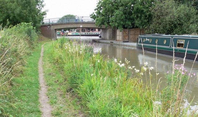 Bridge 34, Sutton Wharf Bridge - geograph.org.uk - 918456