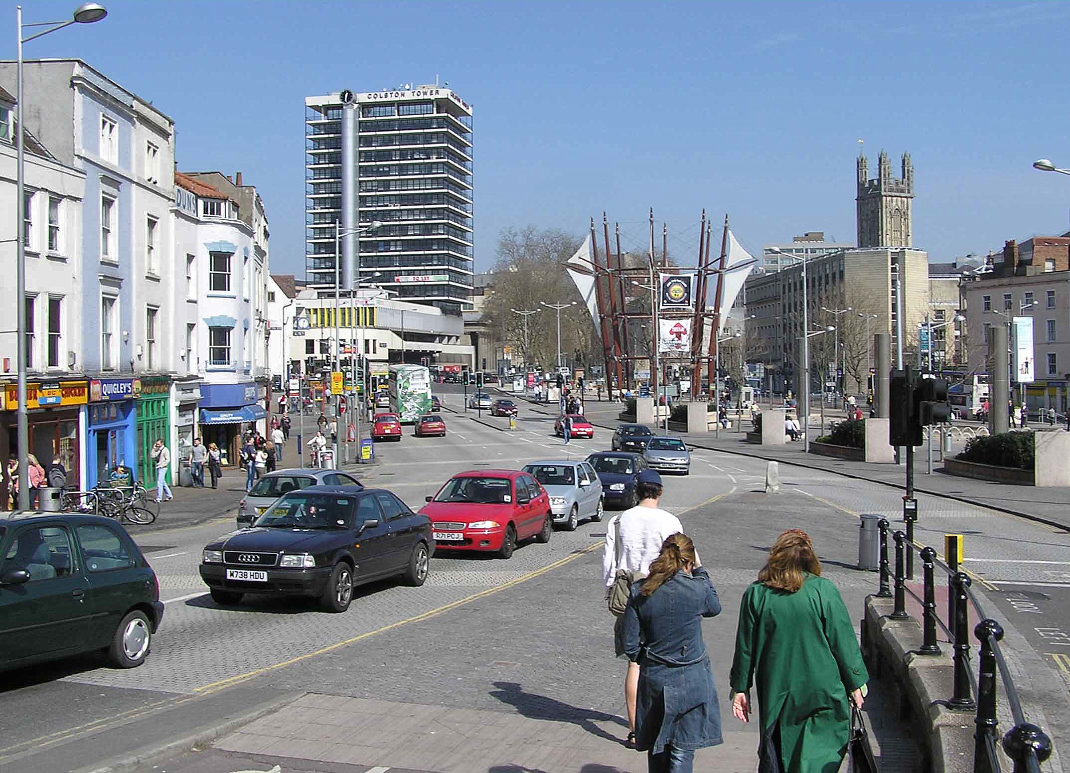 Dating in the city bristol