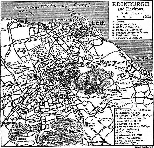 1911 Encyclopædia Britannica/Edinburgh - Wikisource, the