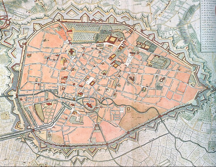 Archivo:Brussels map Rouge1745.jpg