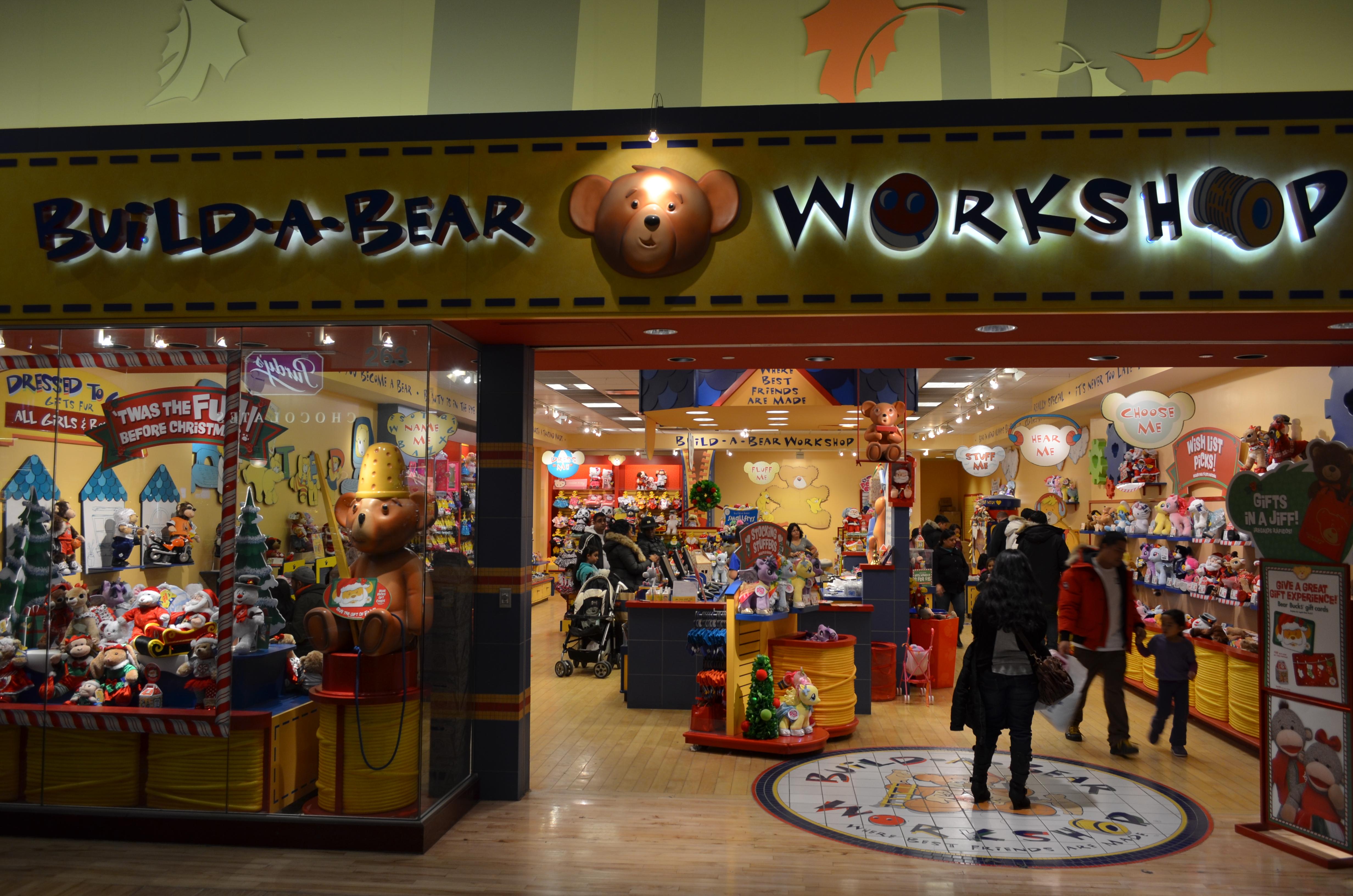 Build A Bear Orland Mall