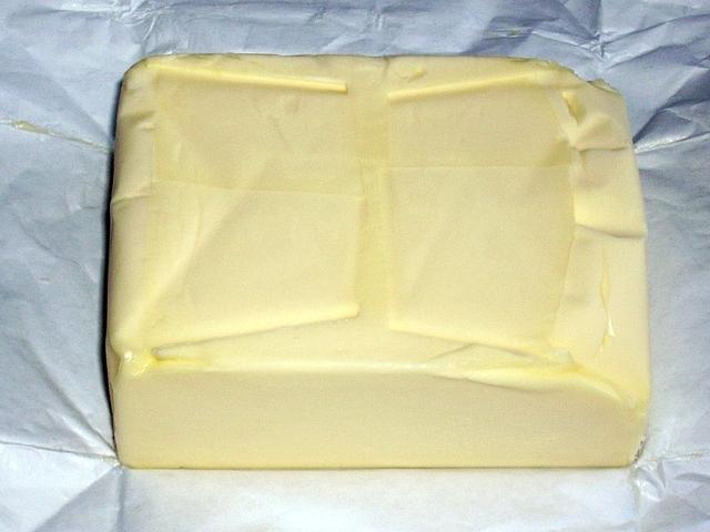 Zjełczałe masło zawiera kwas masłowy